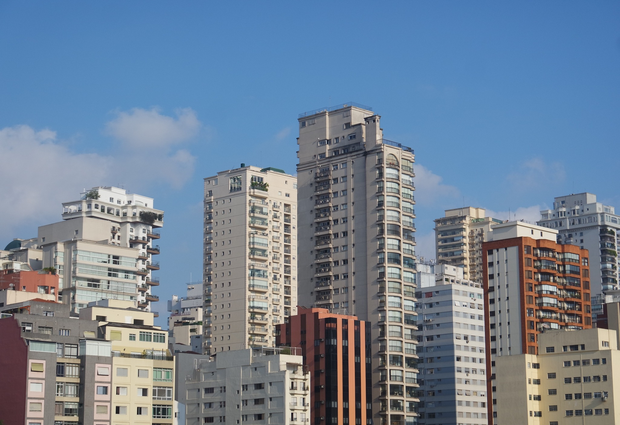 My City by Ina Henrique Dias