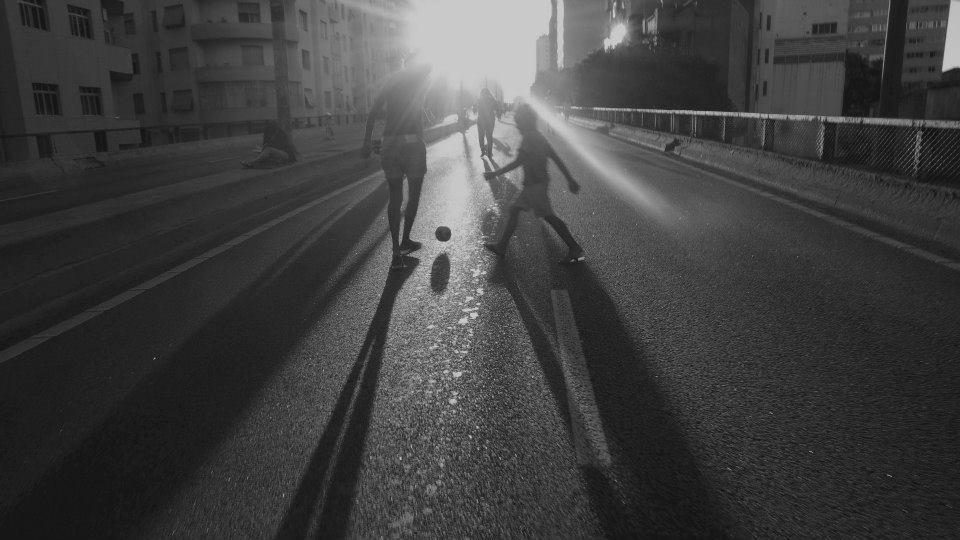 Soccer by Ina Henrique Dias