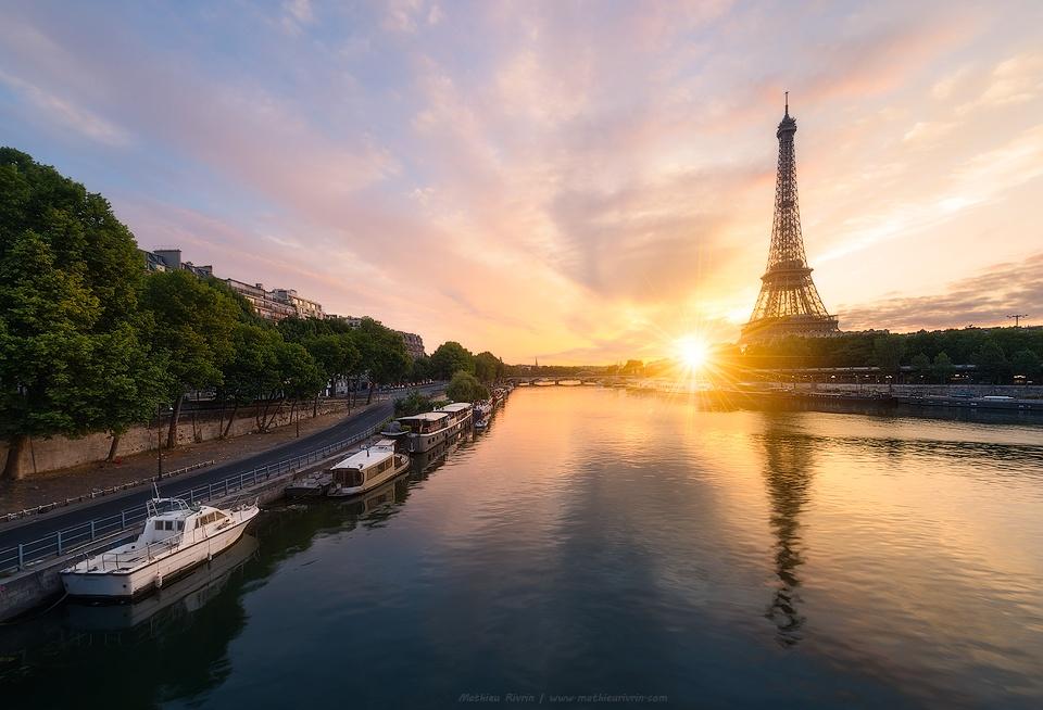 Wake up Paris by Mathieu_rivrin