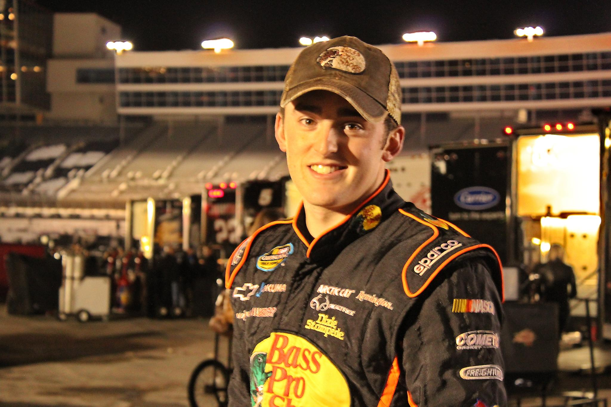 Austin Dillon Camping World Series by Donna Childres