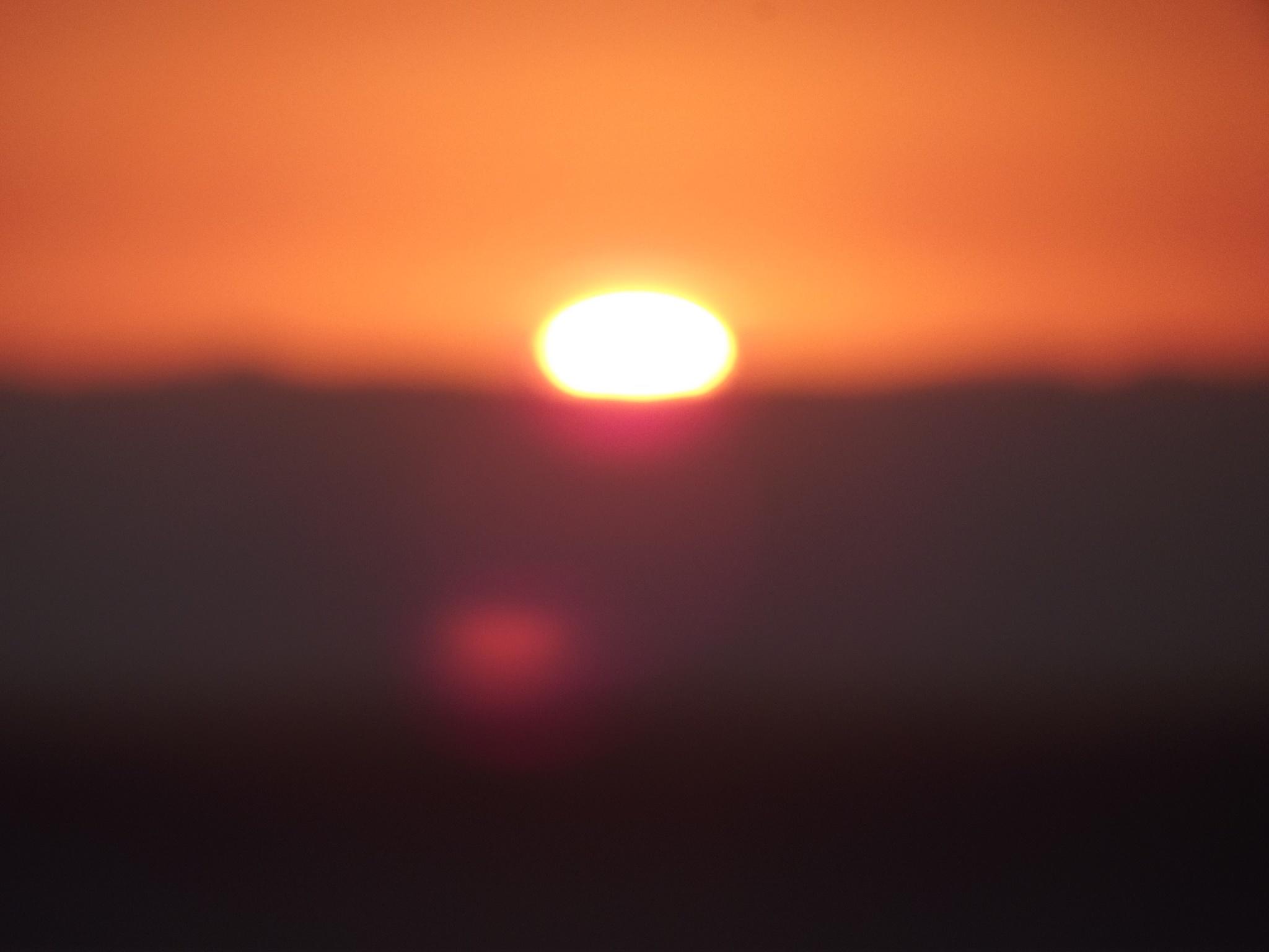 Soft sunset by Cristian Scholz