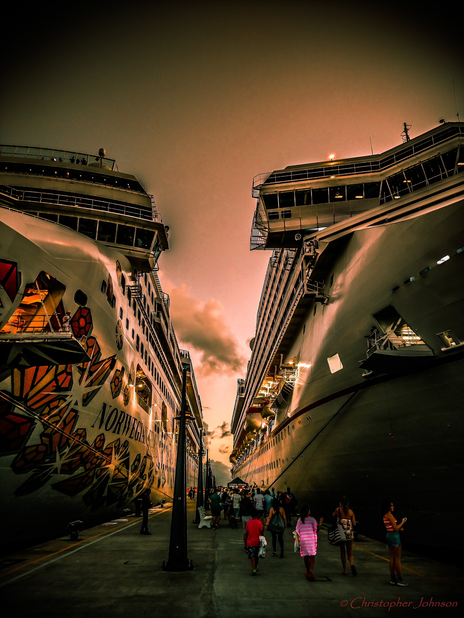 Photo in Travel #cruise #carnival #caribbean