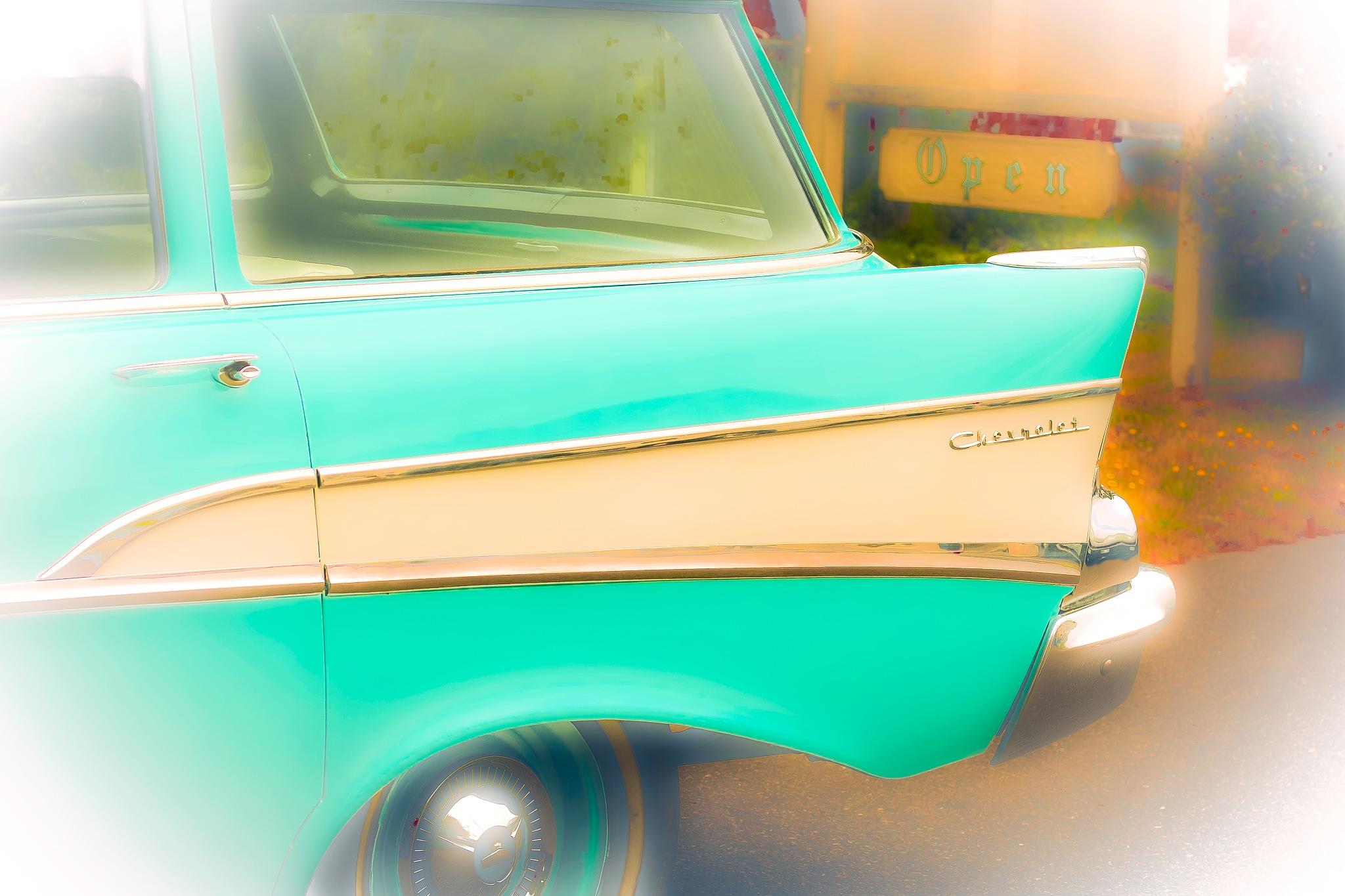 Dream Car by Christopher S Johnson