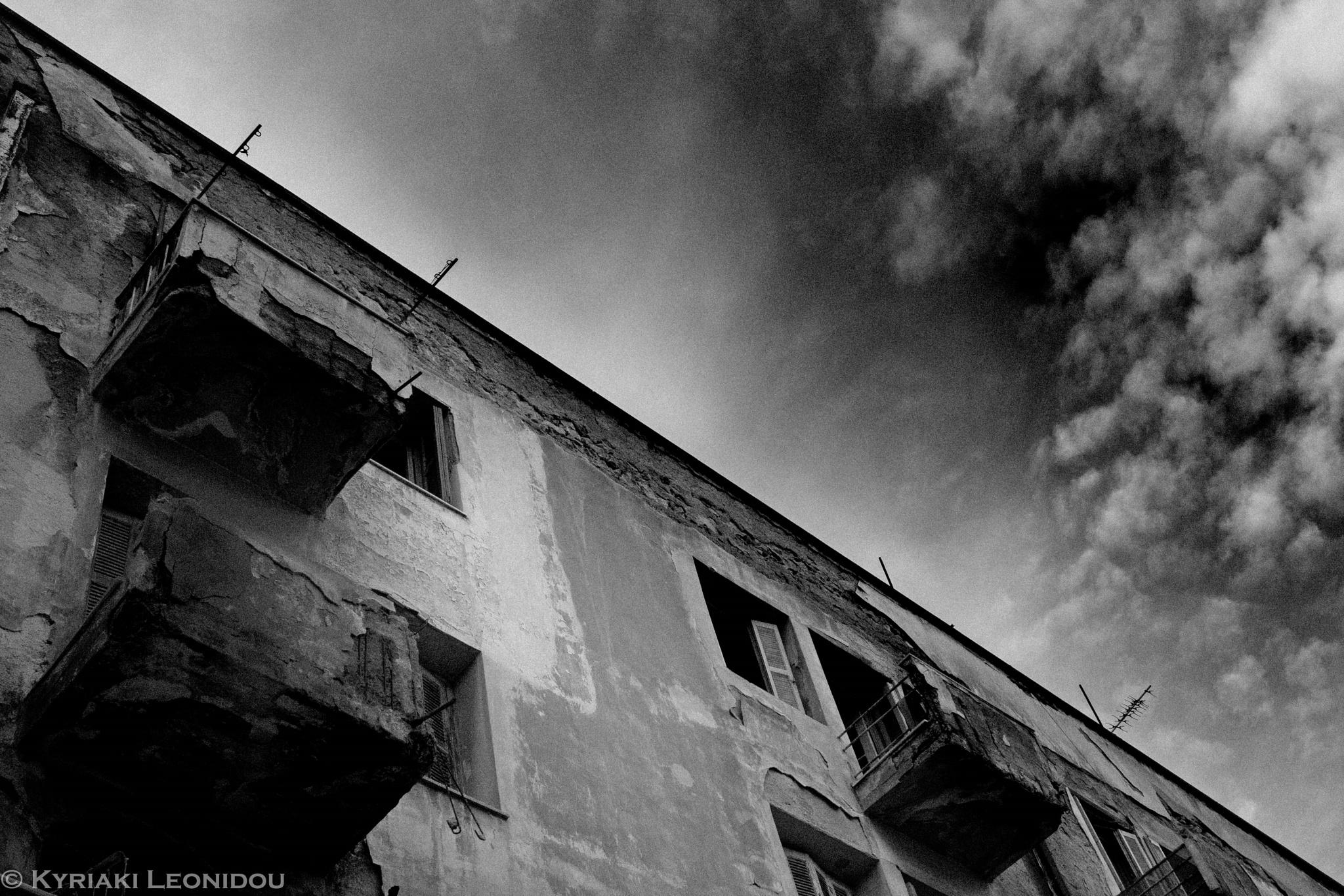 heaven and hell?  by Kyriaki Leonidou