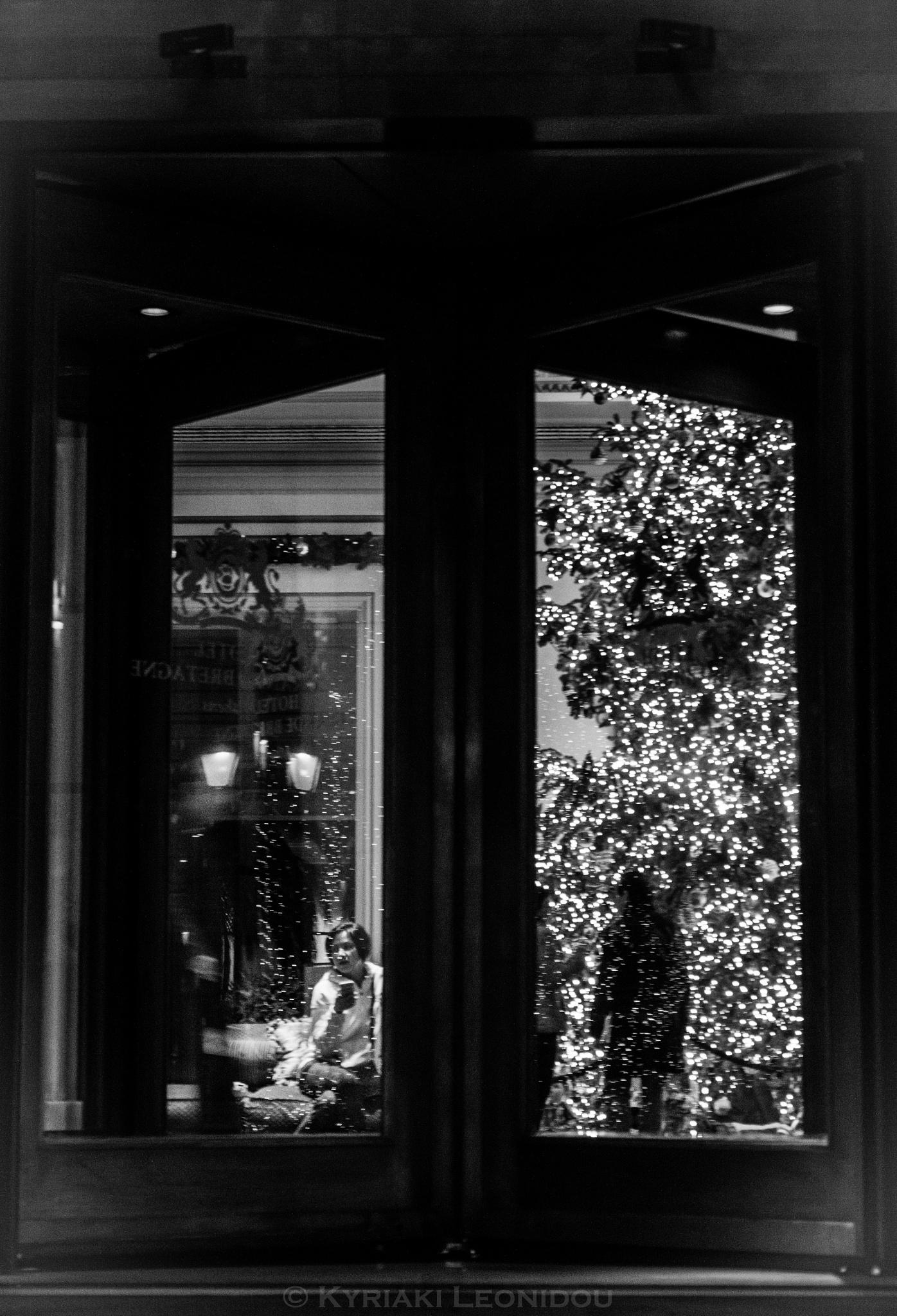 Waiting for Christmas to come by Kyriaki Leonidou