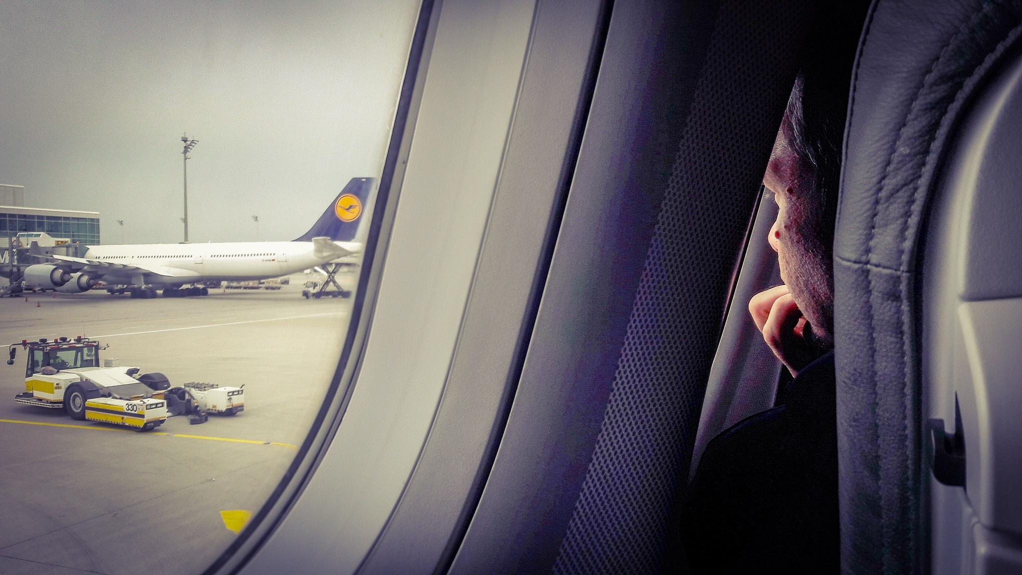 Flying home? by Kyriaki Leonidou