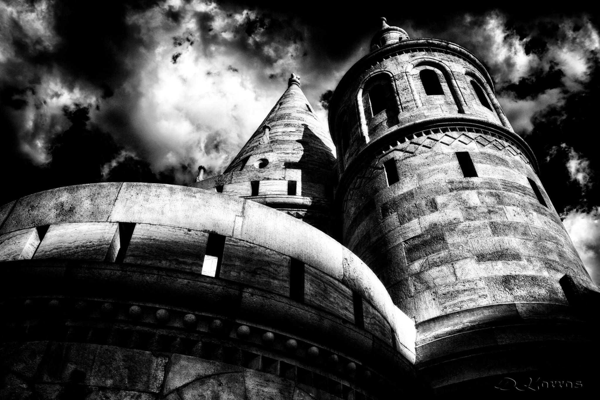 Castle by Dimitris Karras