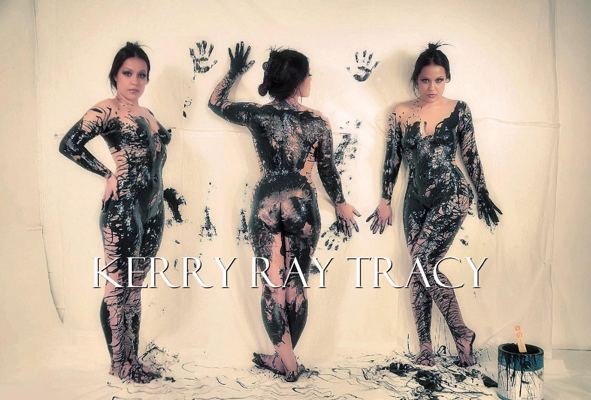 She left an Imprint.....Pollock series by KerryRayTracy