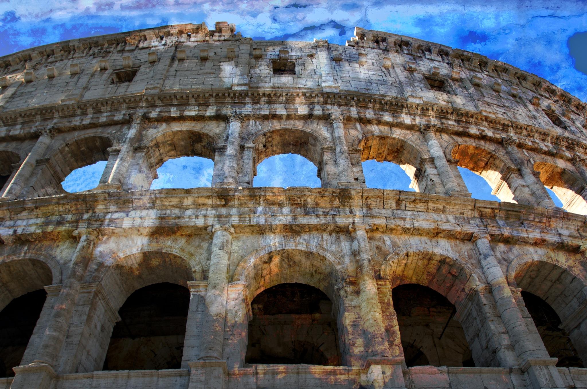 Colosseum by Piet de Rijcke