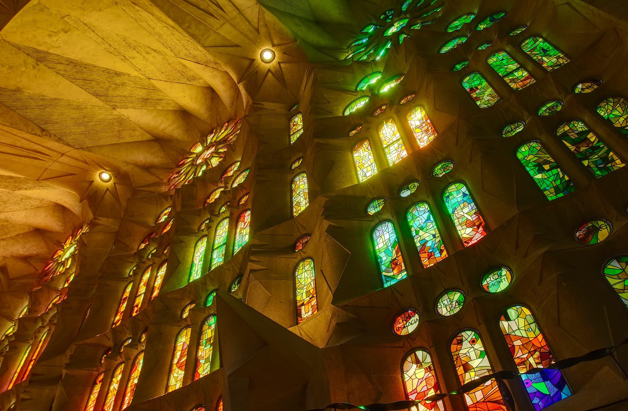 Sagrada Familia by Piet de Rijcke