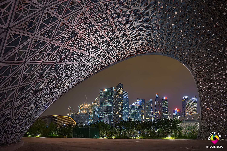 Singapore in Framing by Fajri Miwa