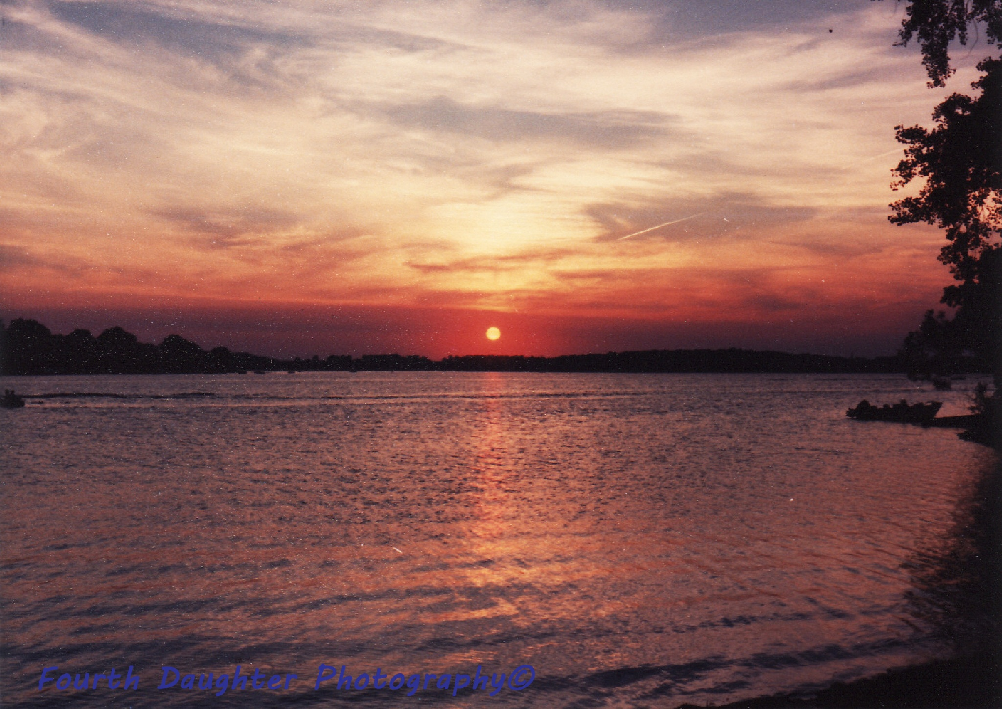 Sunset Waconia Lake by Fourth Daughter Photography