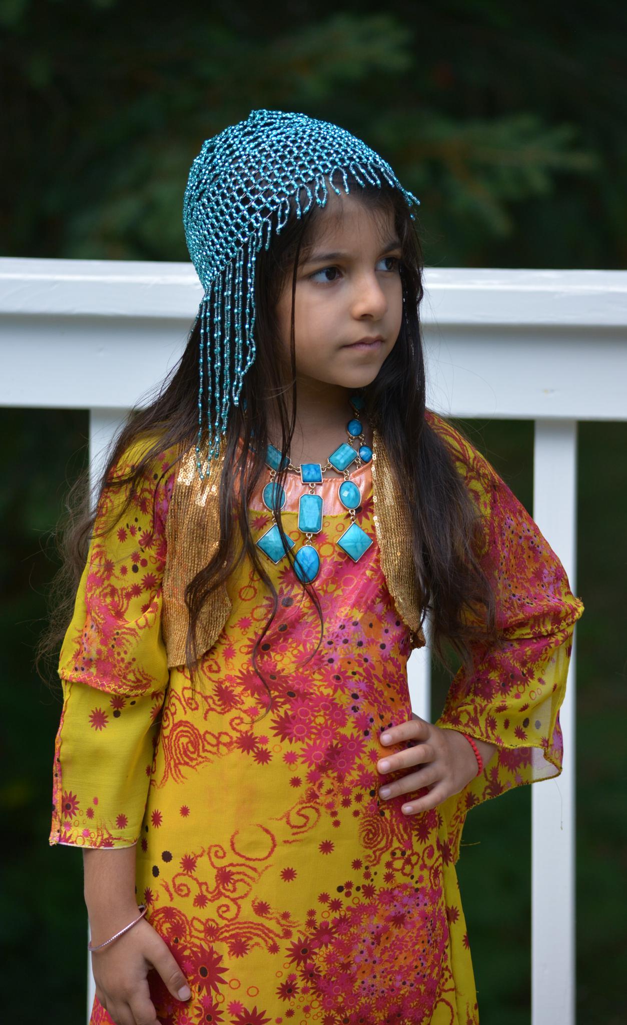 A Kurdish Dress! by Faiza Sultan
