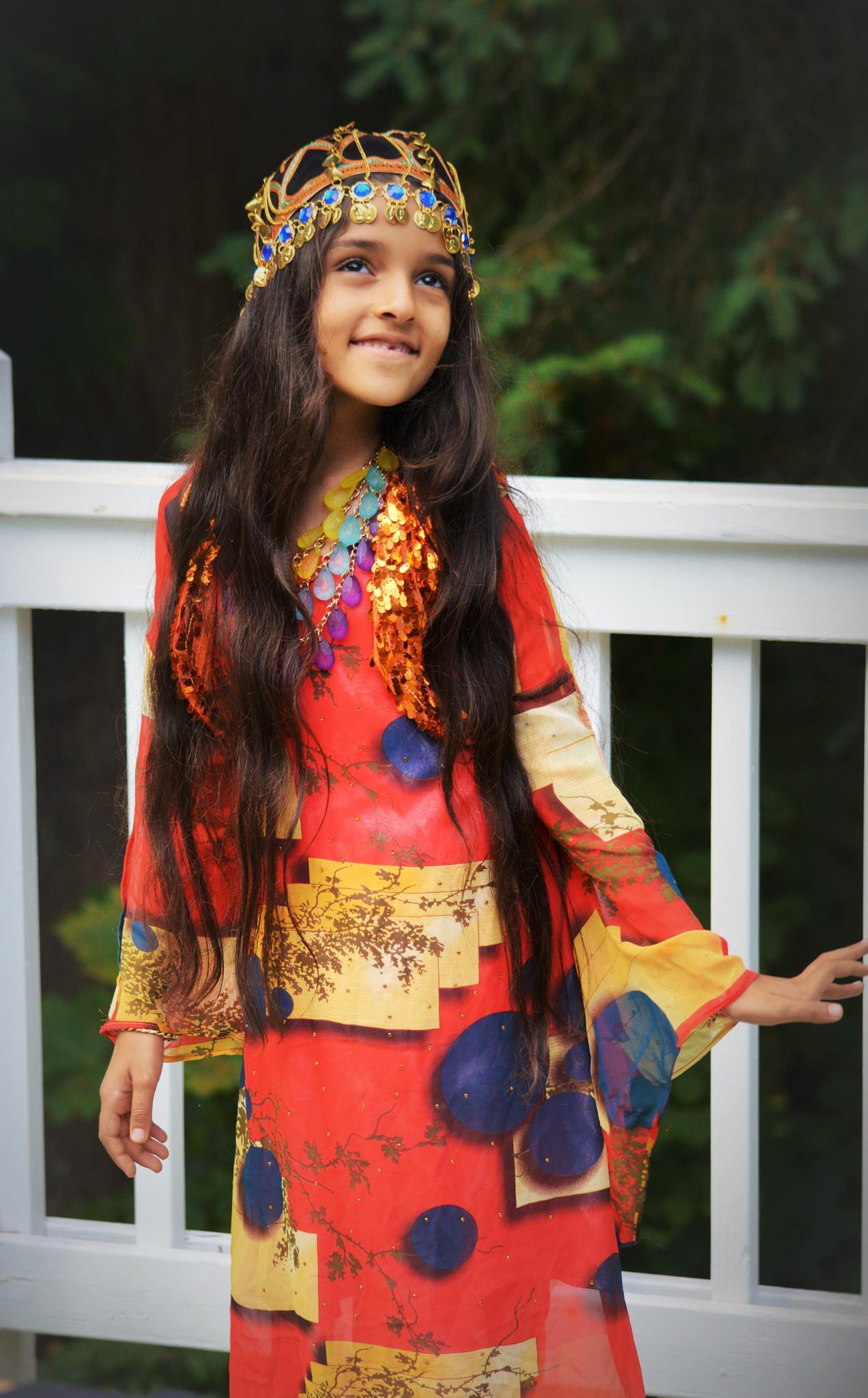 Kurdish Dress! by Faiza Sultan