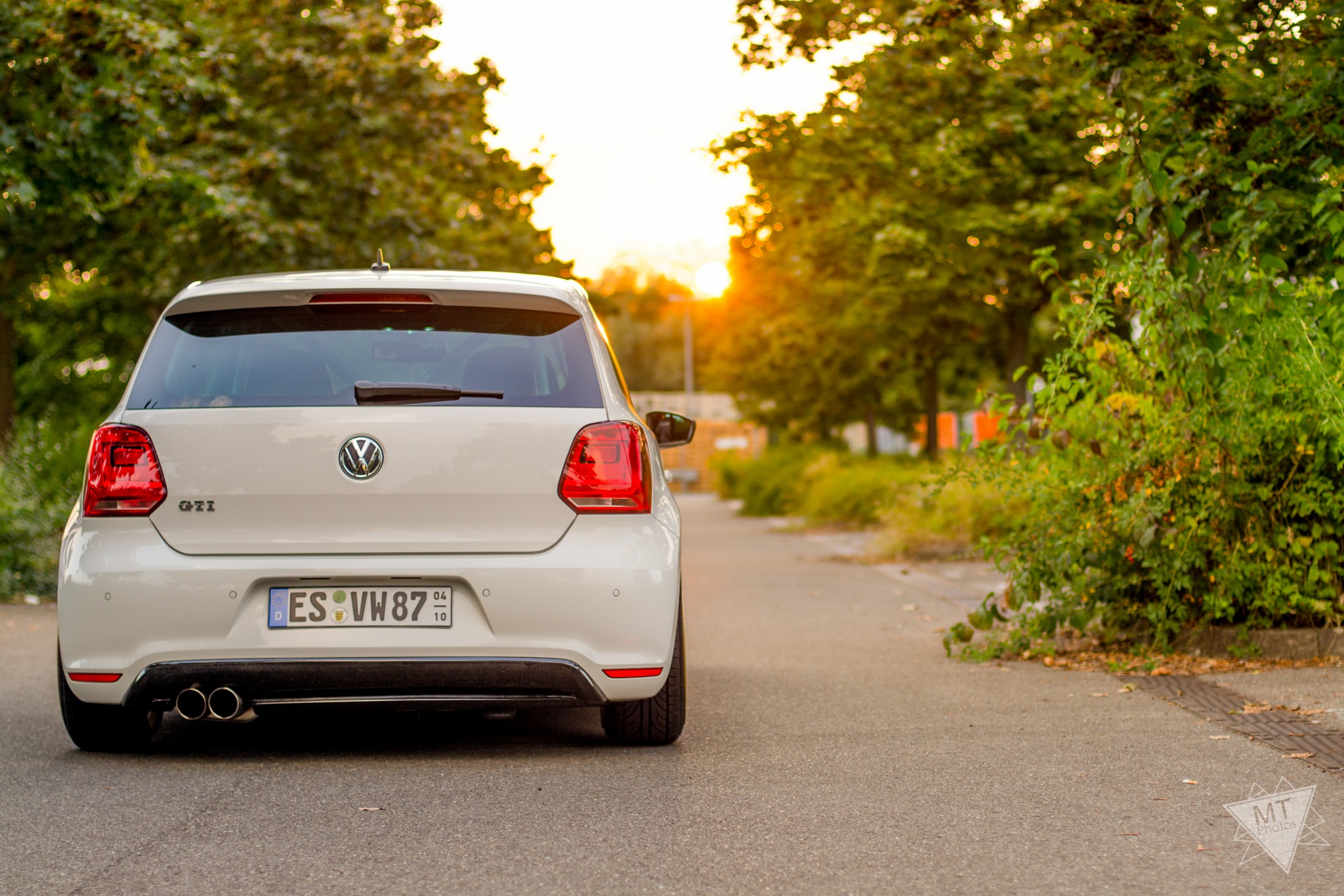 VW Polo 6R GTI by Clipped