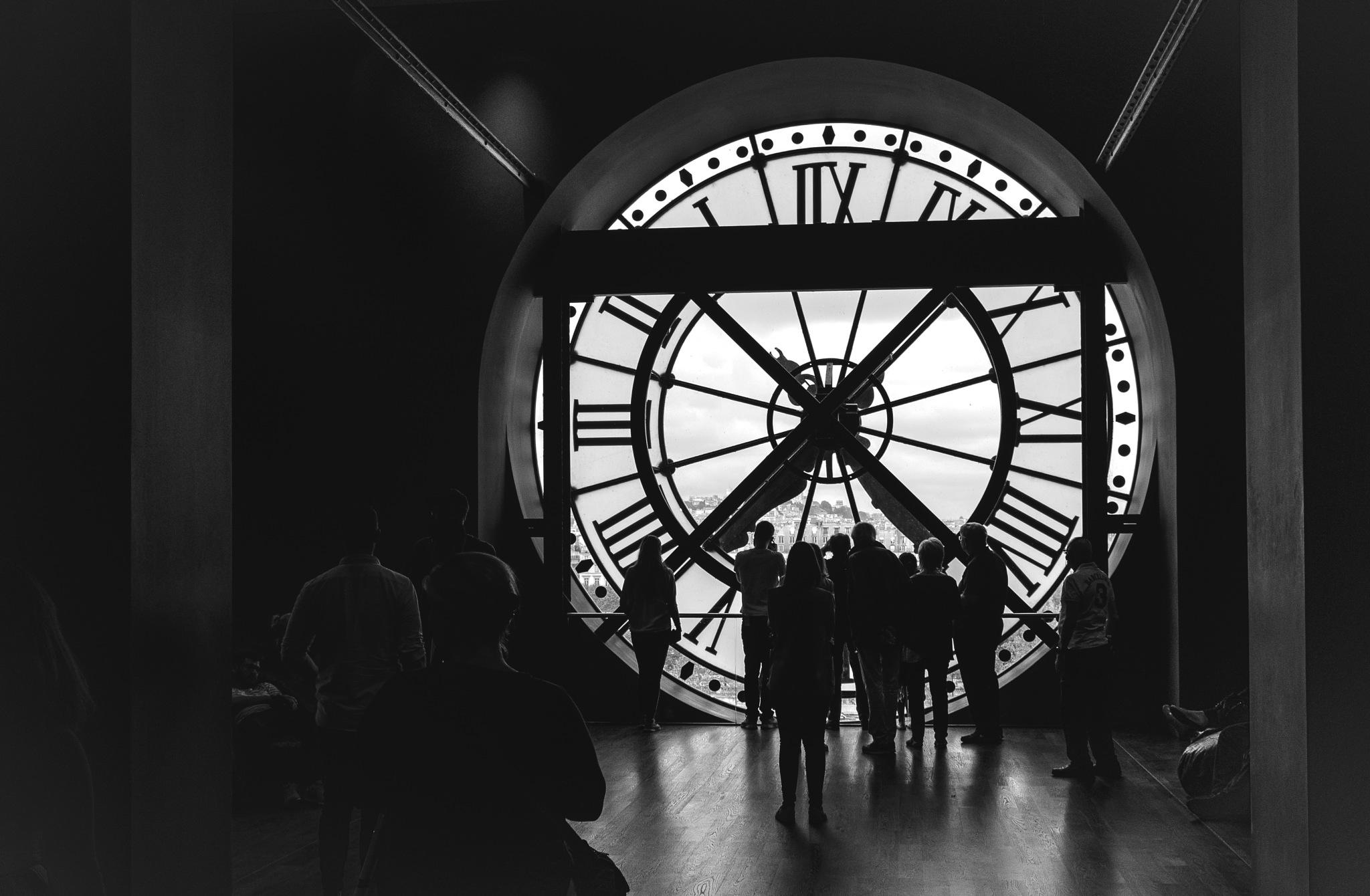 at Museè d'Orsay by Carlo Cirillo
