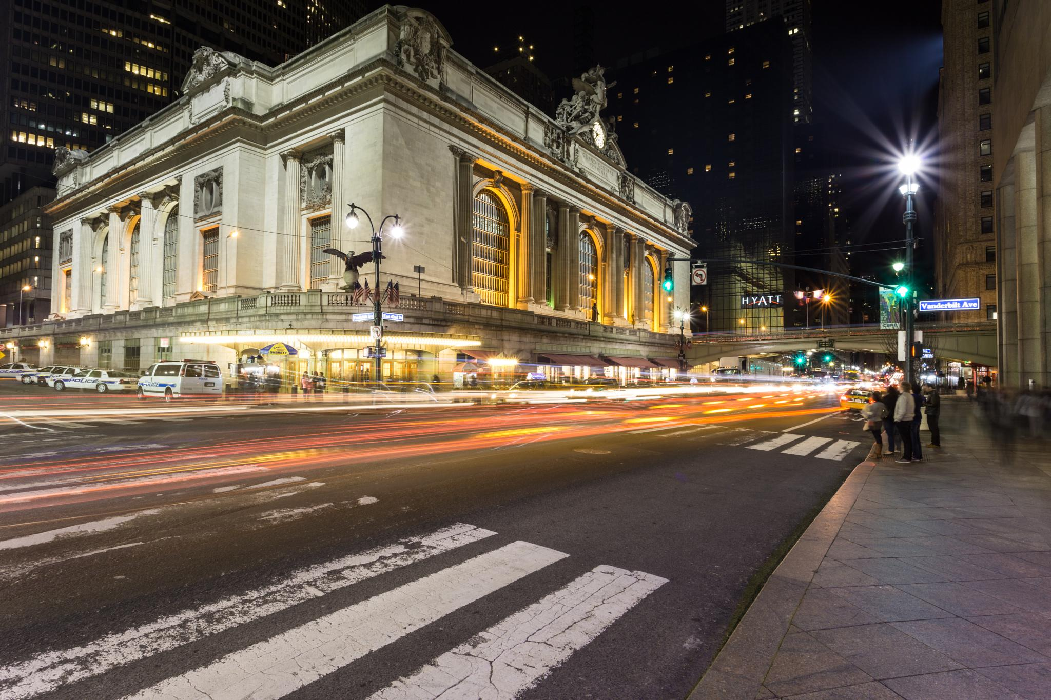 Grand Central by Sven