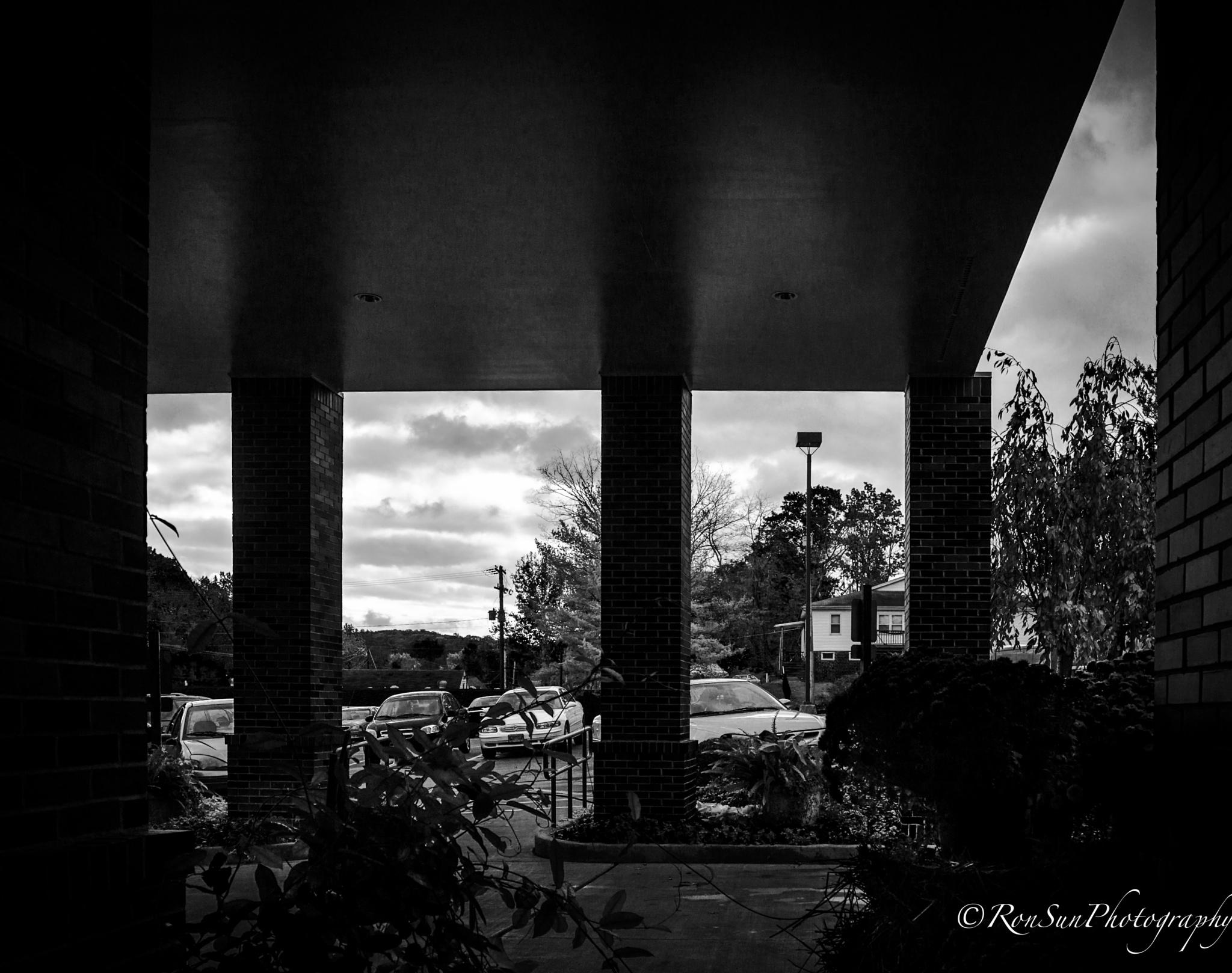 Portico by ronsunphoto