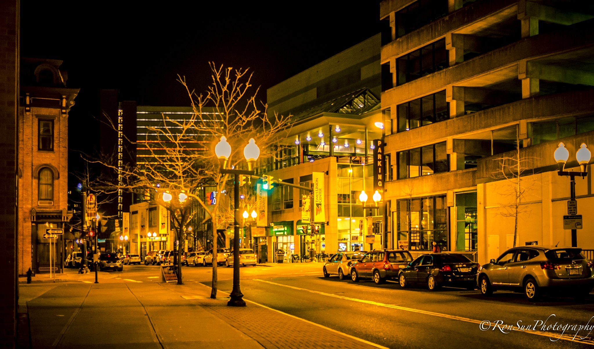 Times Union Center * by ronsunphoto