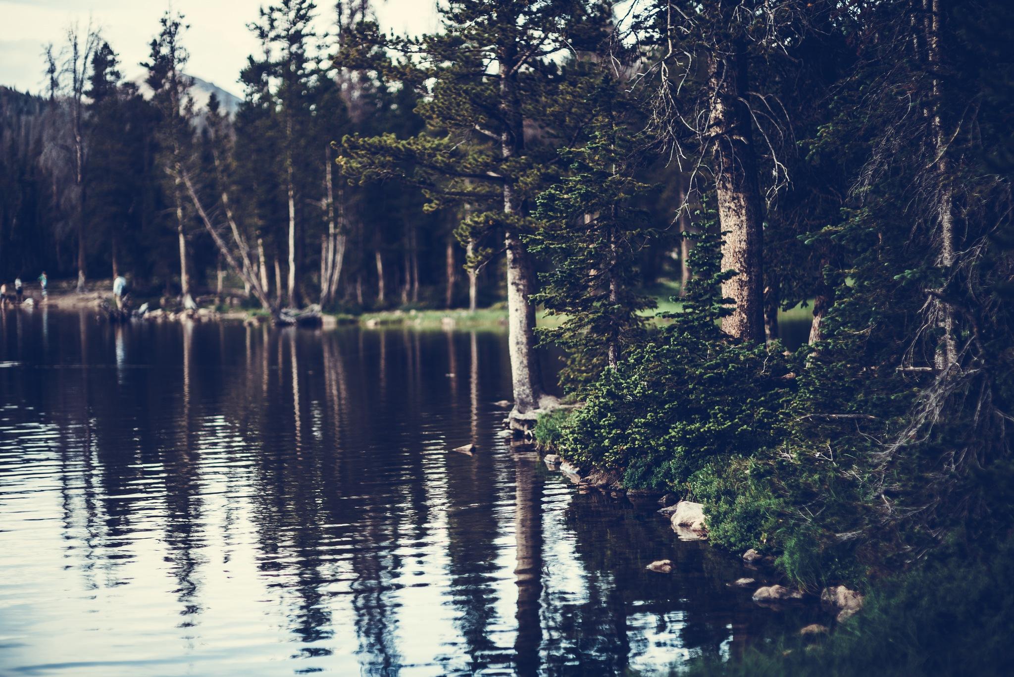 MIRROR LAKE by fotosbylang
