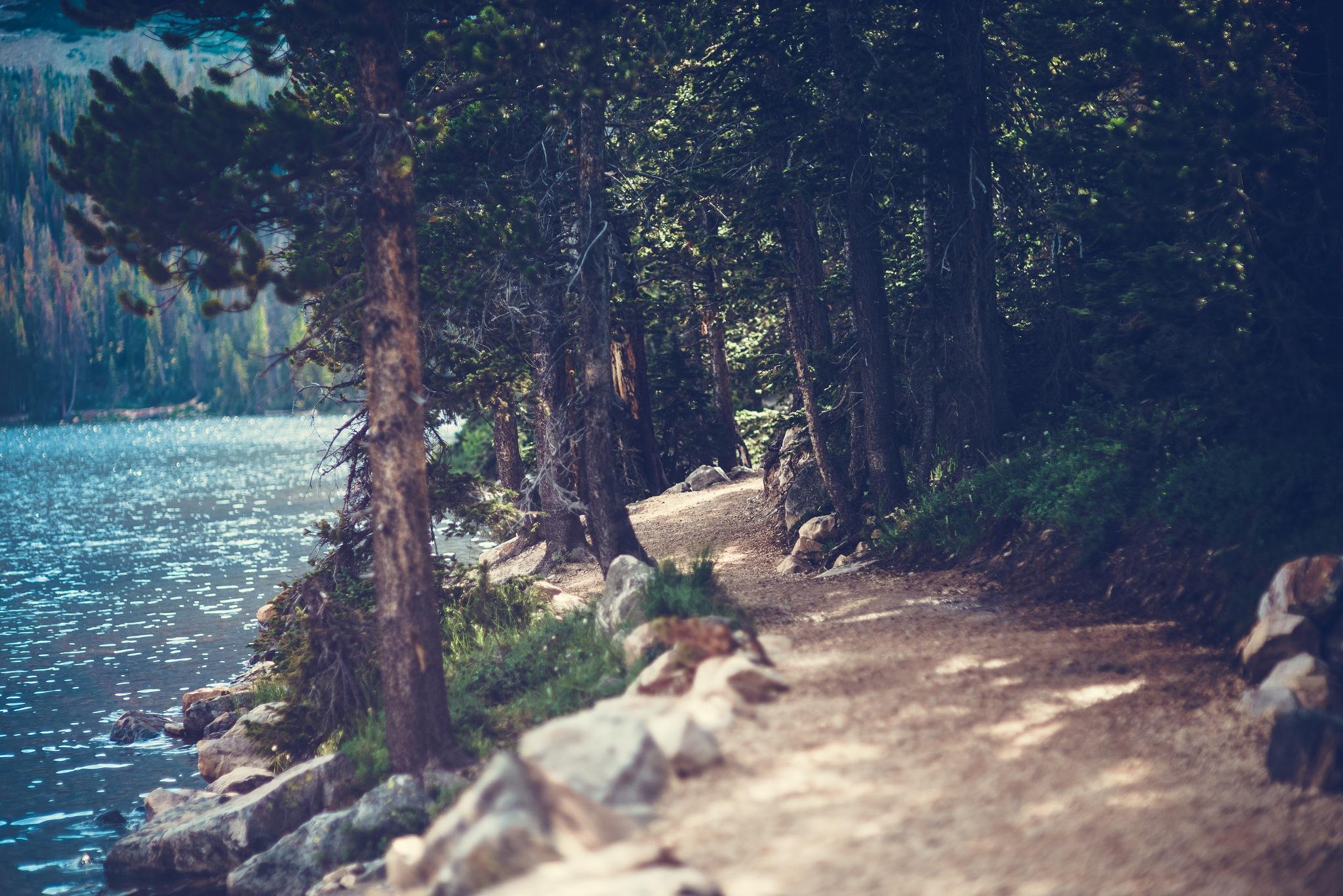 MIRROR LAKE VIEWS by fotosbylang