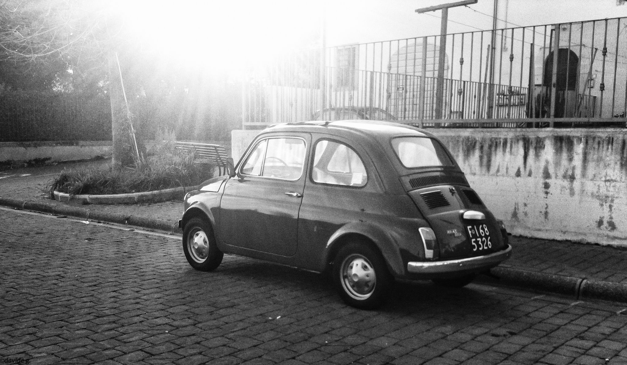 Fiat 500 by pasticcere79