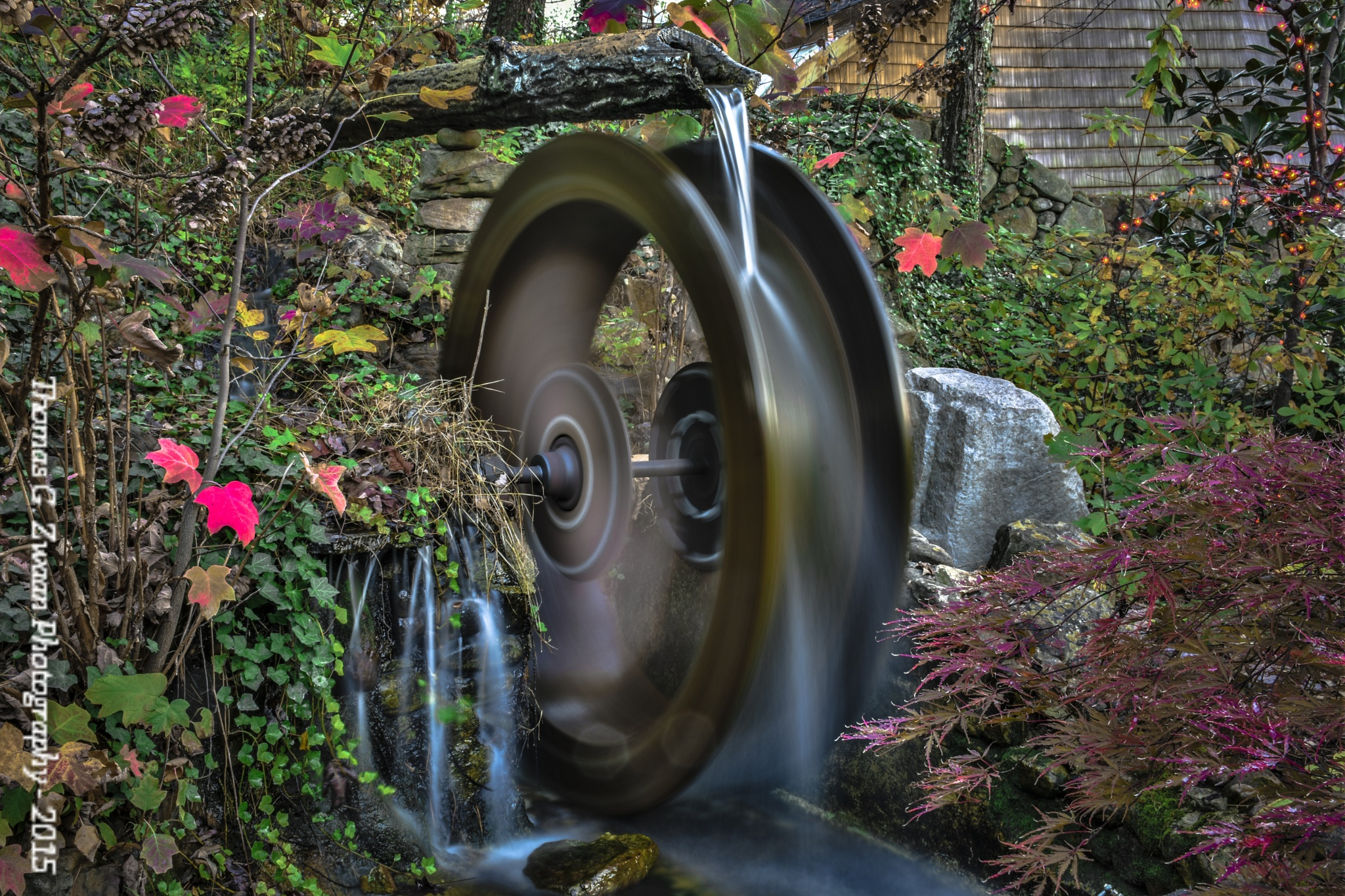 Water Wheel by thomasgzwaanPhotography