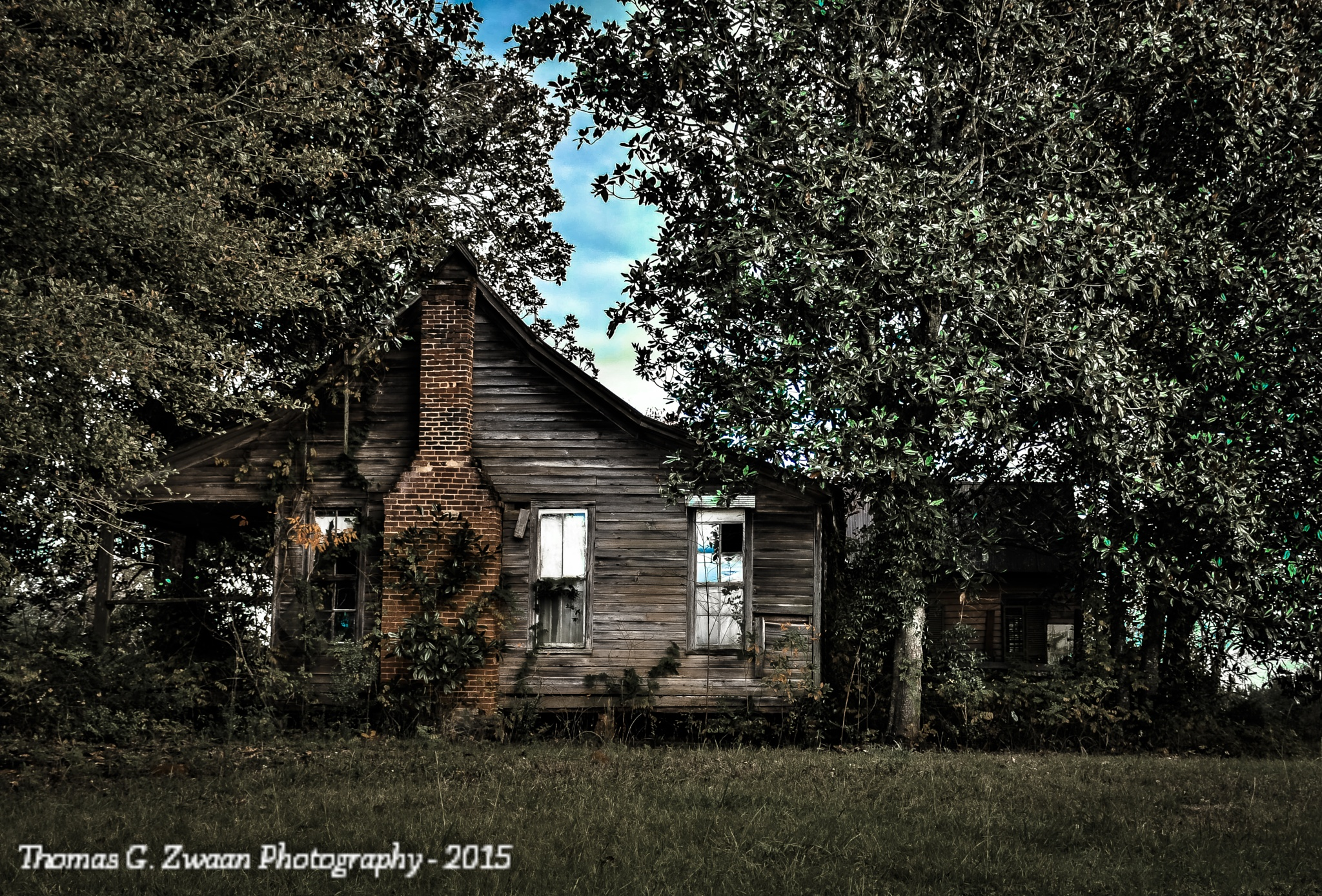This Old House by thomasgzwaanPhotography