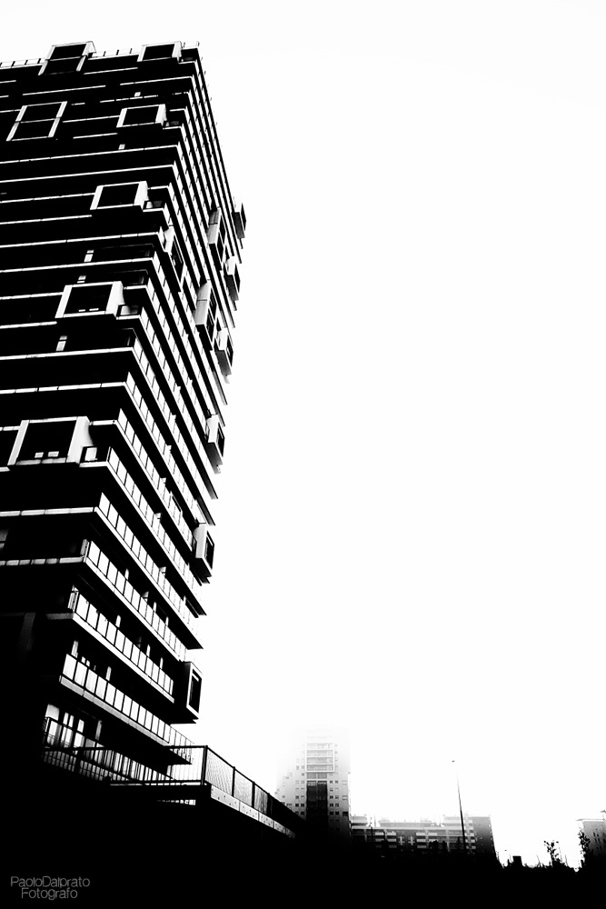 Dacia Tower - Milan by PaoloDalprato