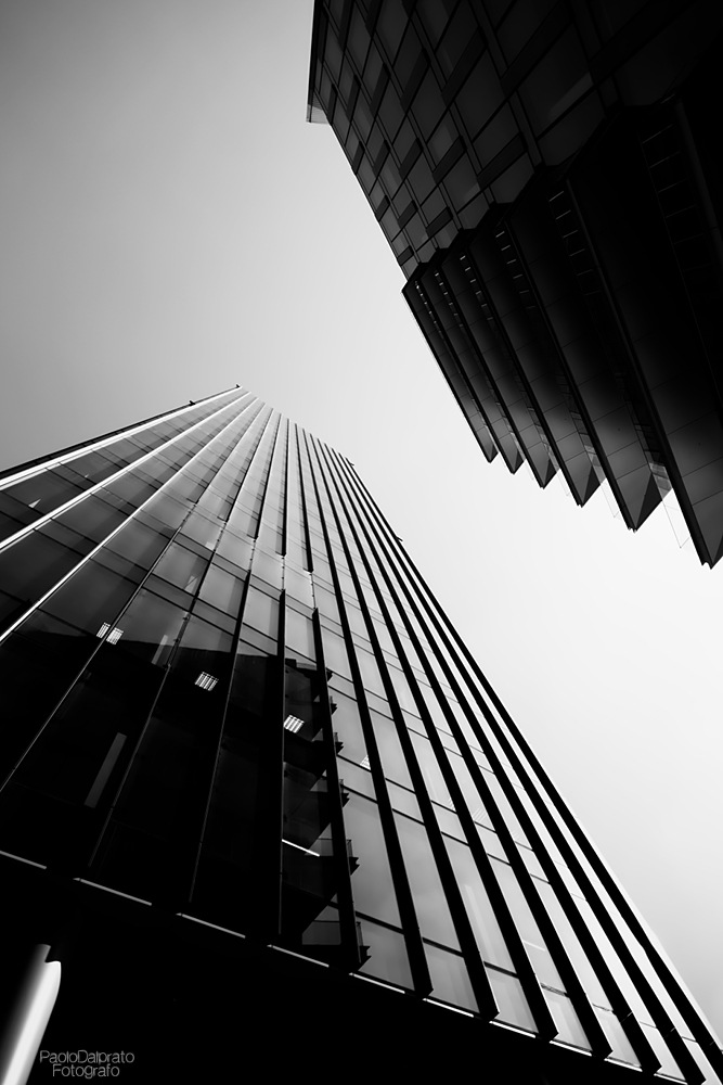 Skyscraapers - Milan by PaoloDalprato