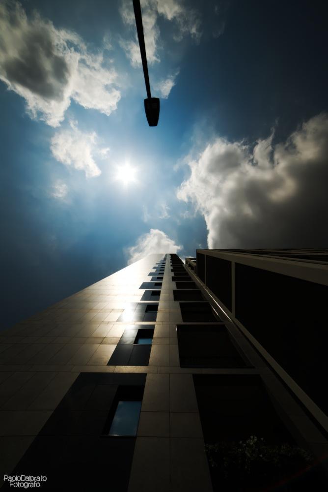 Sky over by PaoloDalprato