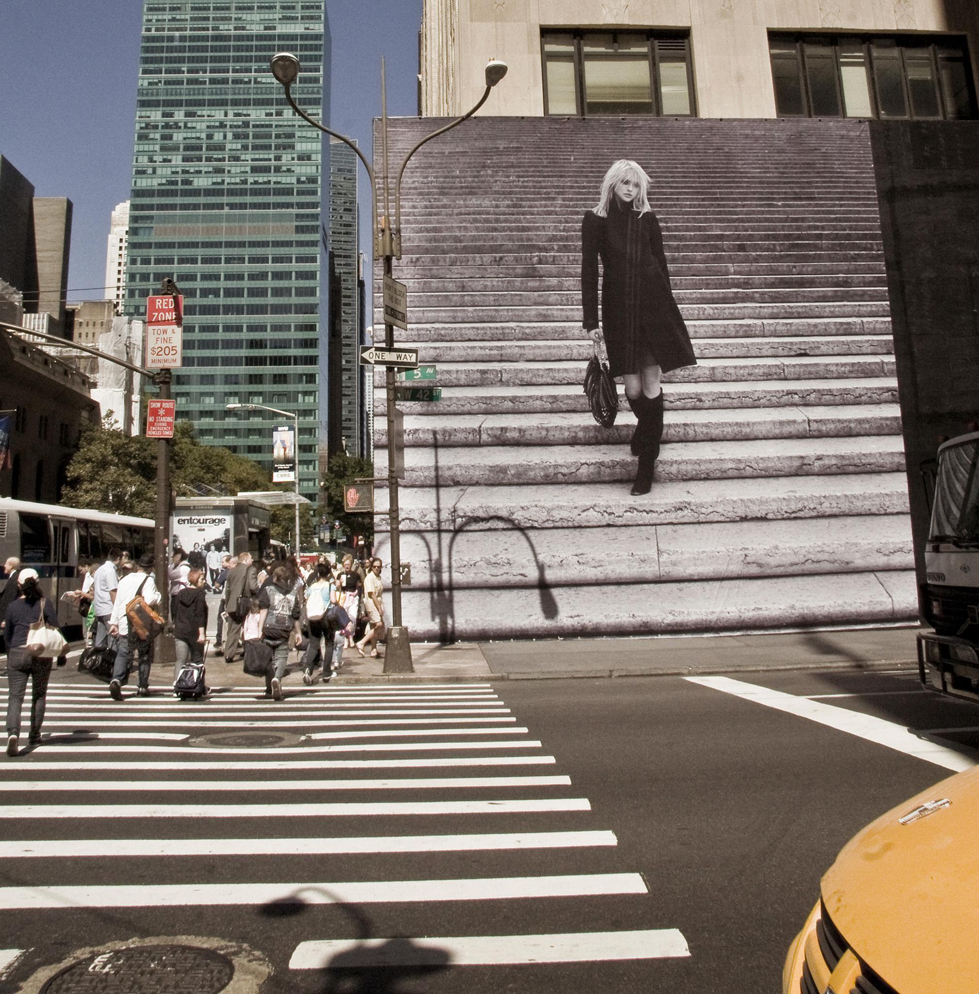 The street corner by pedroabreuart