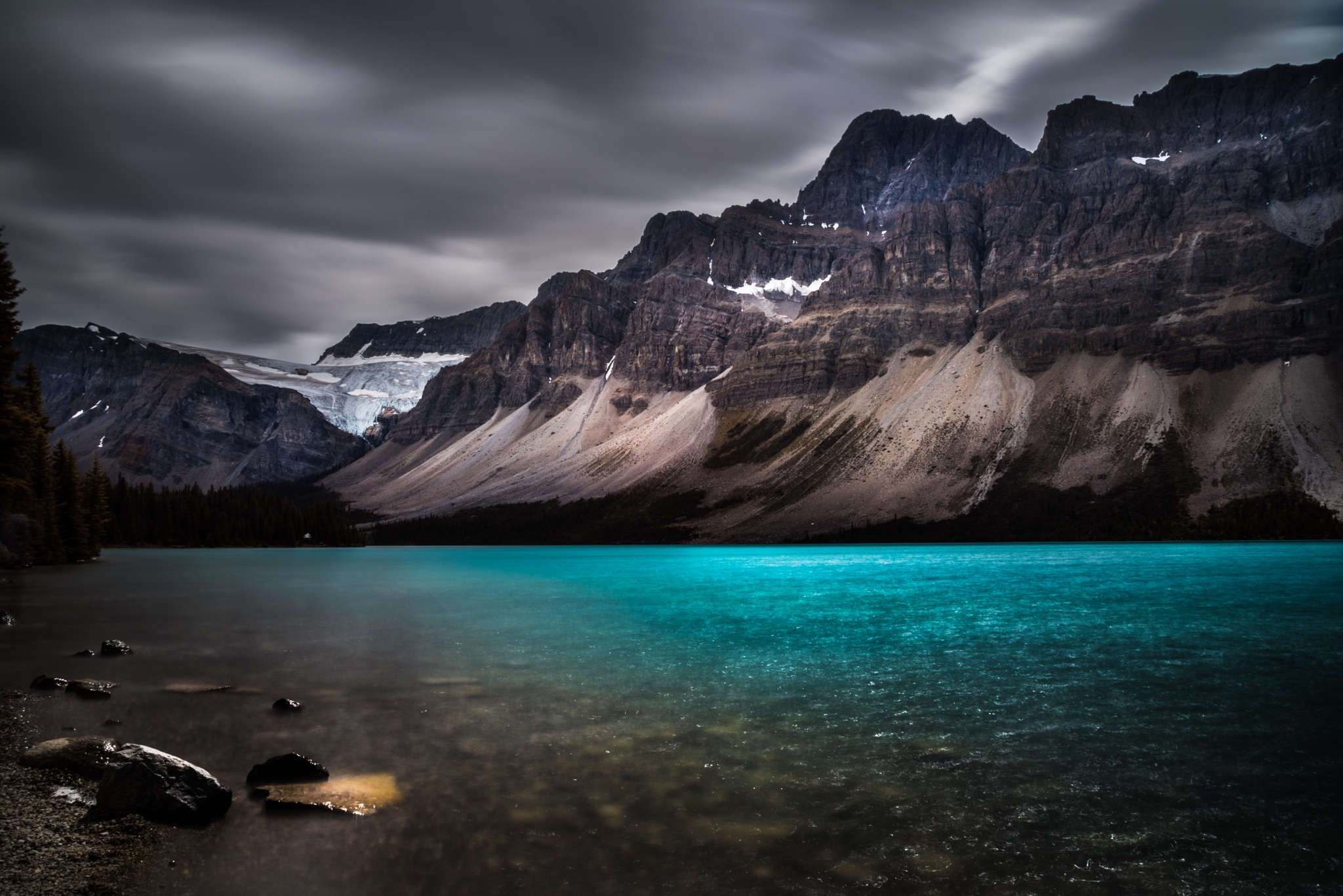 Bluey Mountain Clouds by jessemartineau