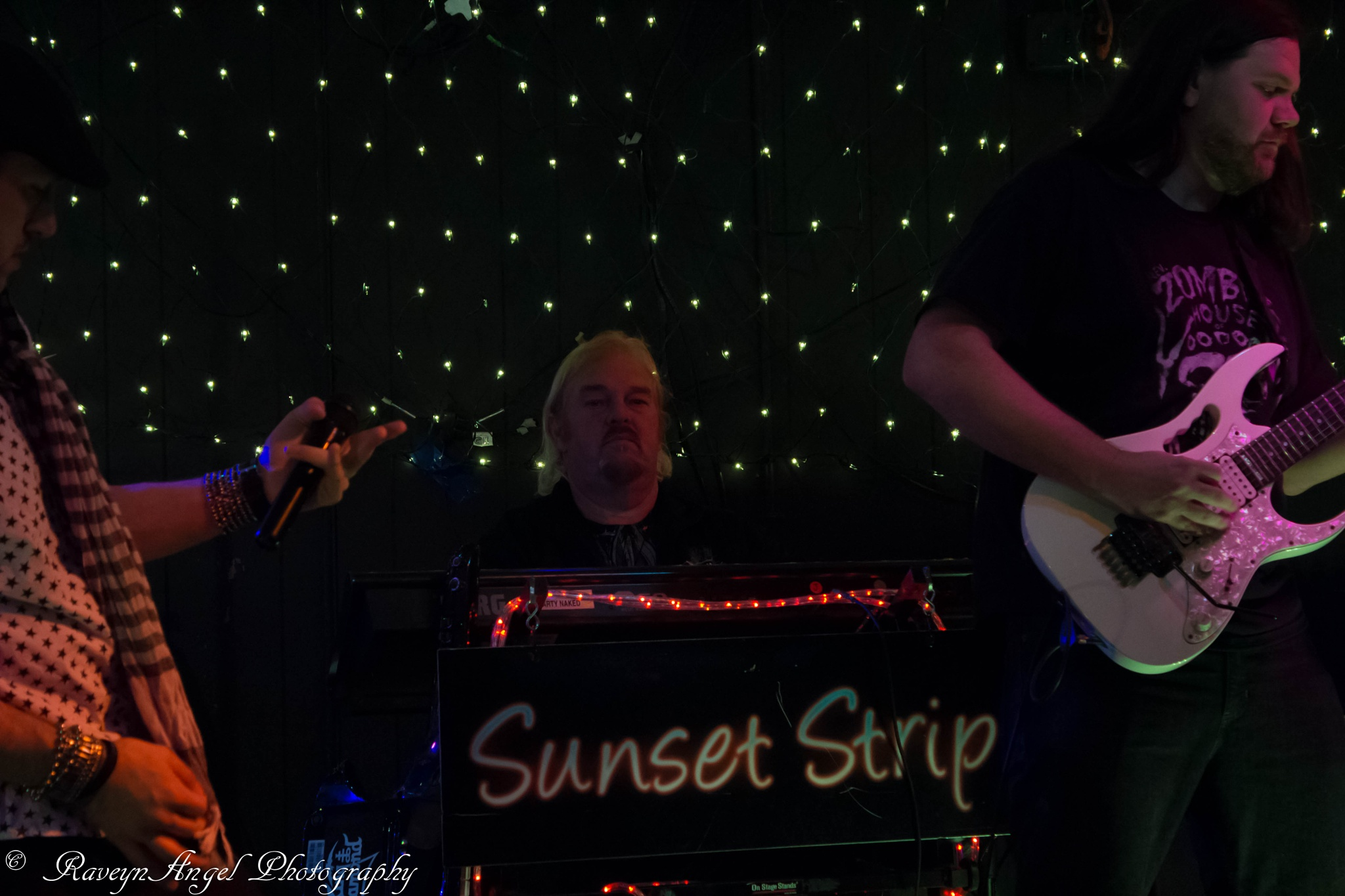 Sunset Strip by RaveynAngel