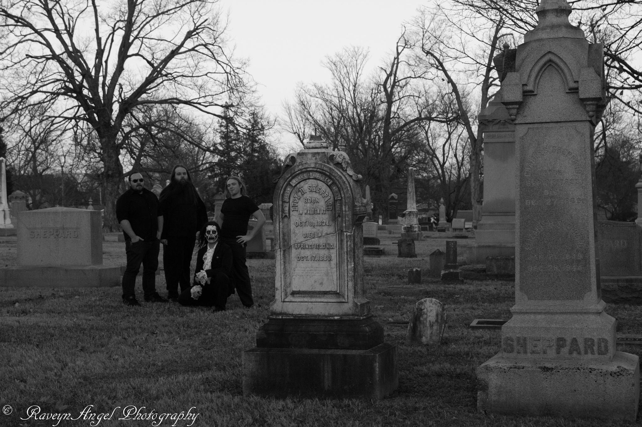 Death May Die - King Diamond Tribute Band by RaveynAngel