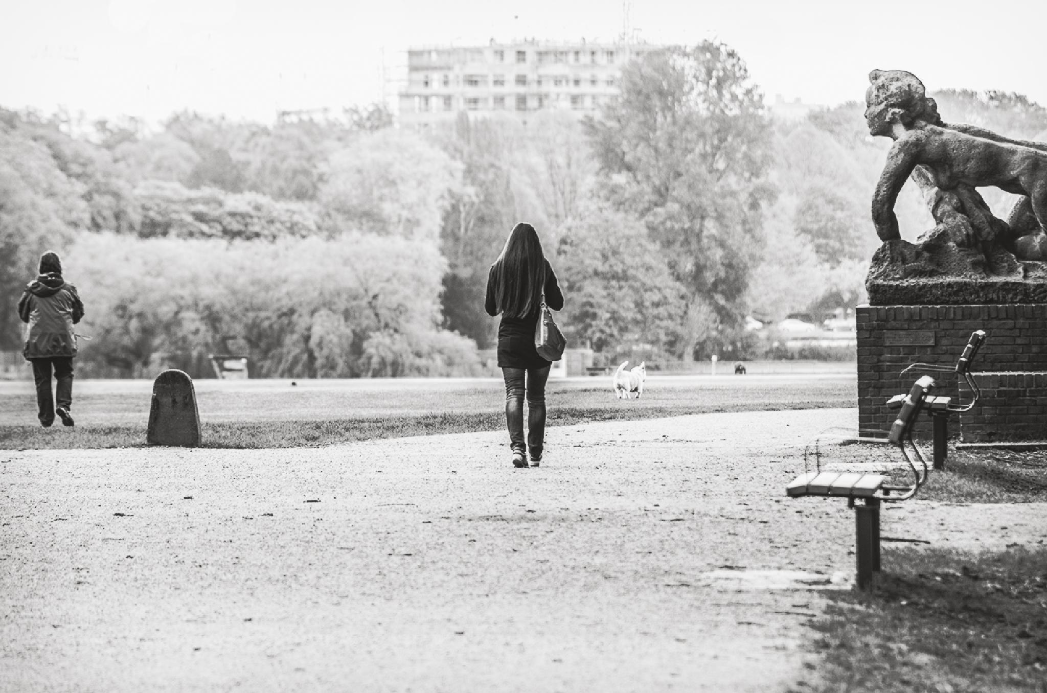 Maitag im Stadtpark by Michael Krämer