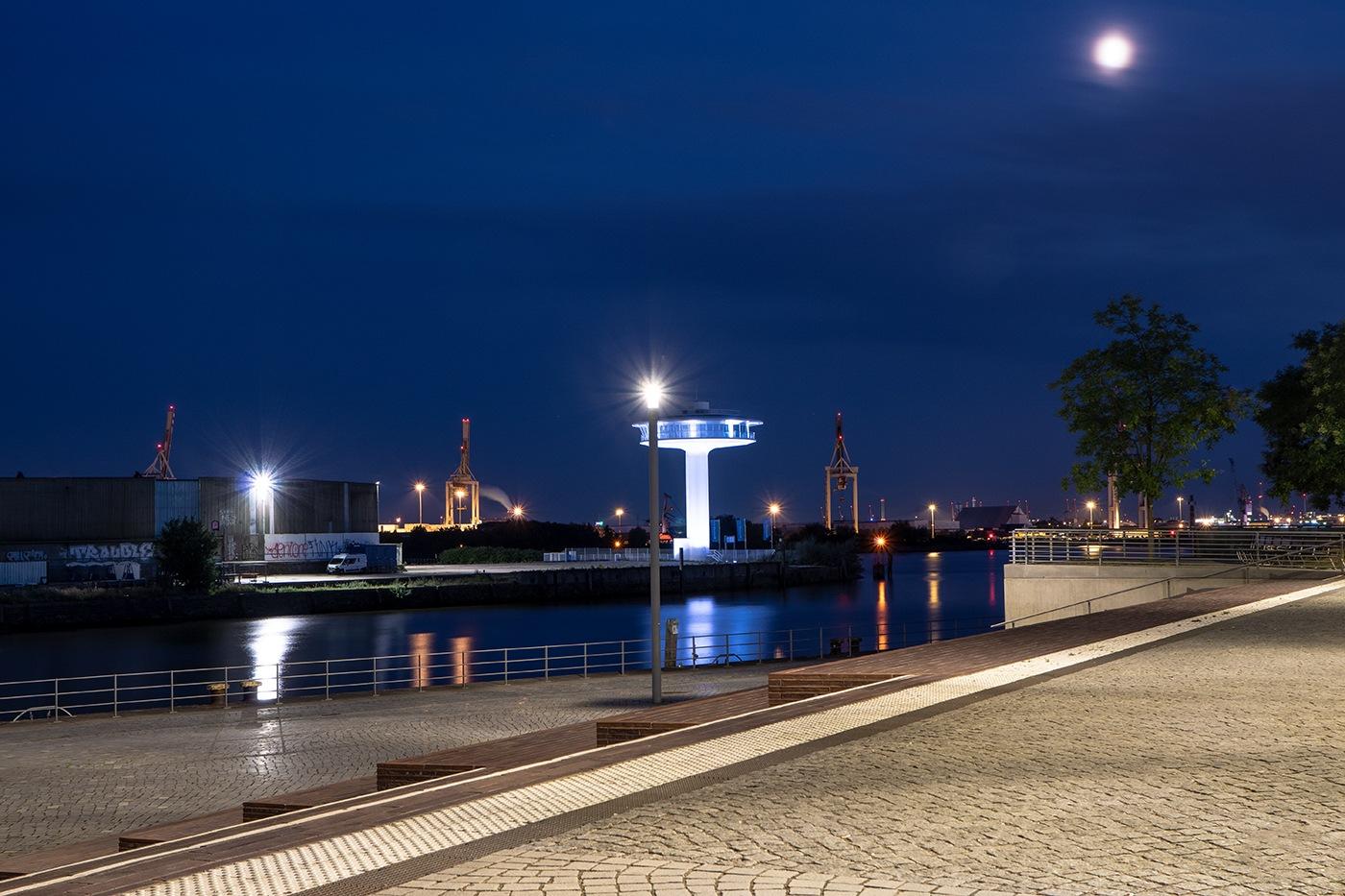Am Baakenhafen by Michael Krämer