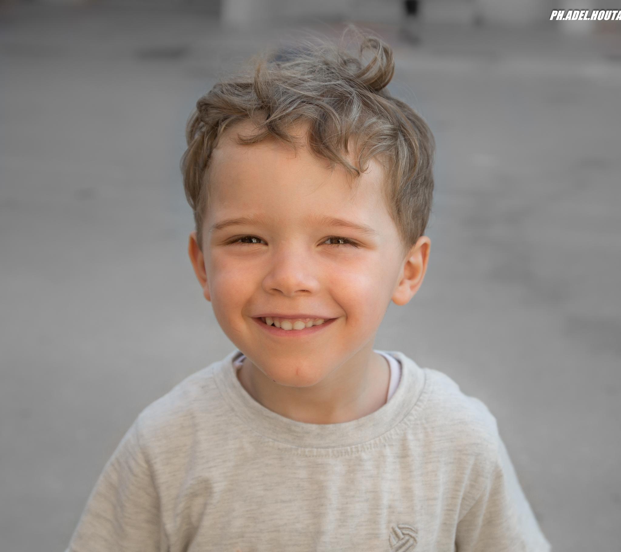 handsome boy by adelhouta