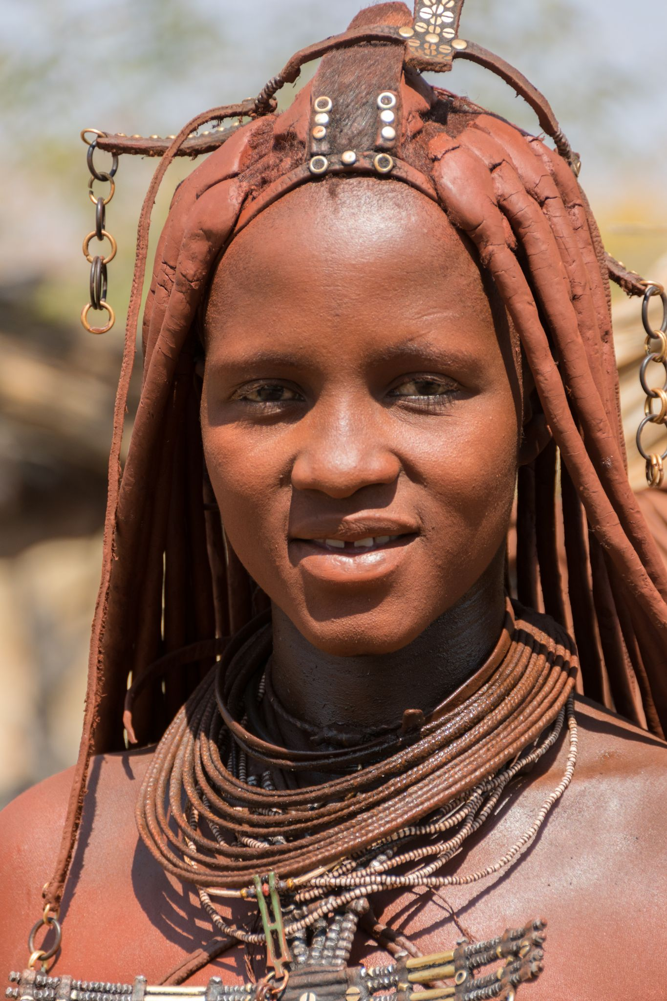 Himba Woman by Paolo Lucciola