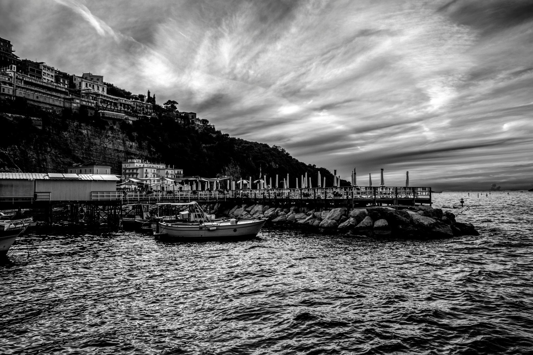 Sorrento Coastline by conceptualurburn