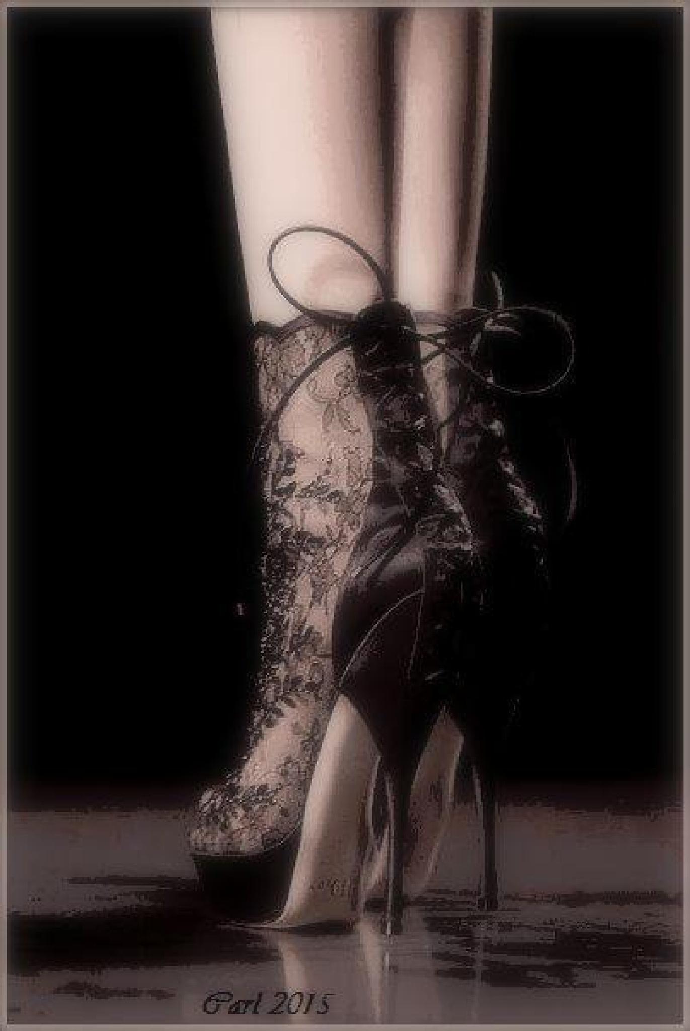 The beauty of Erotica 103 by Carl van der Lienden