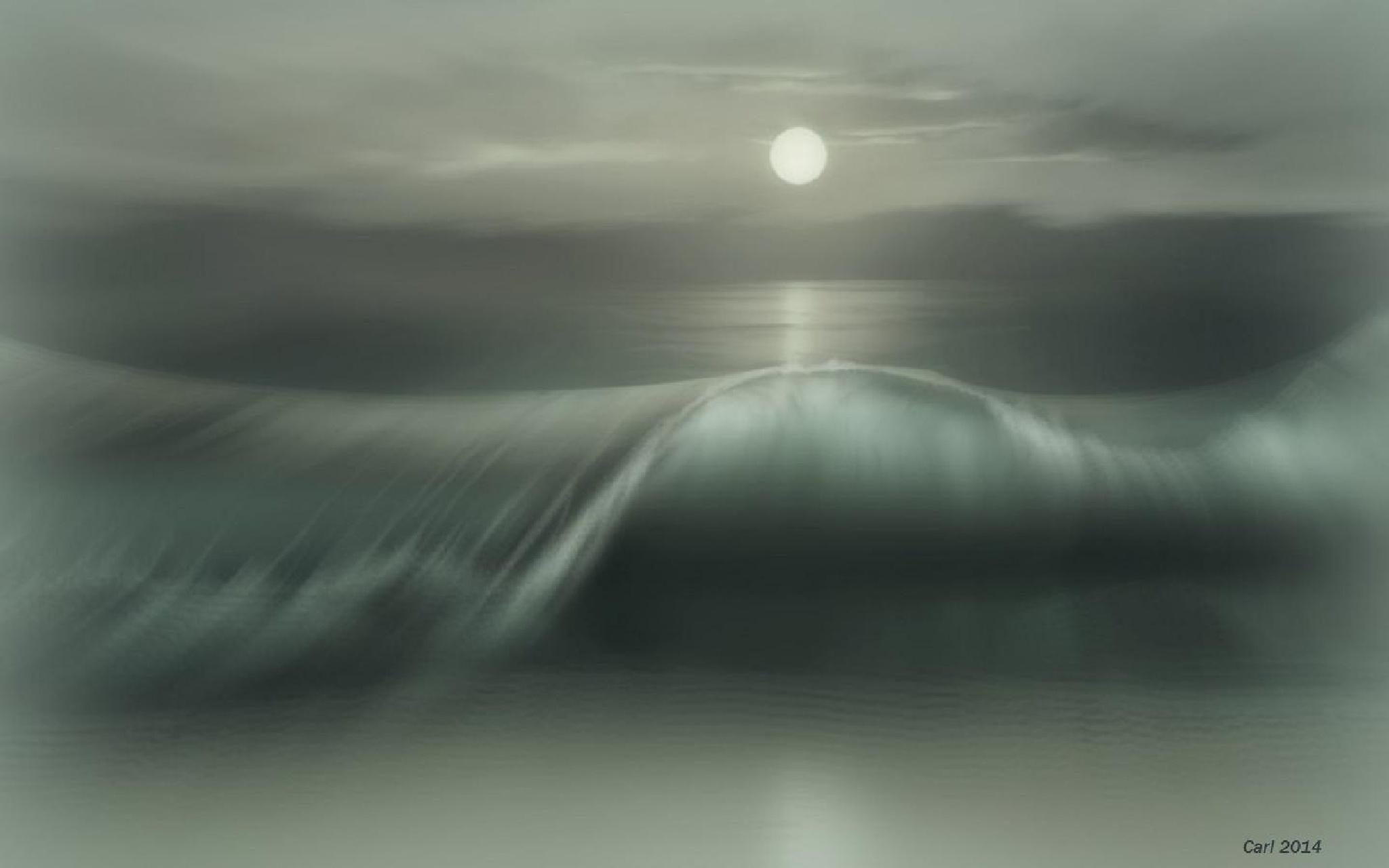 Silence before the storm by Carl van der Lienden