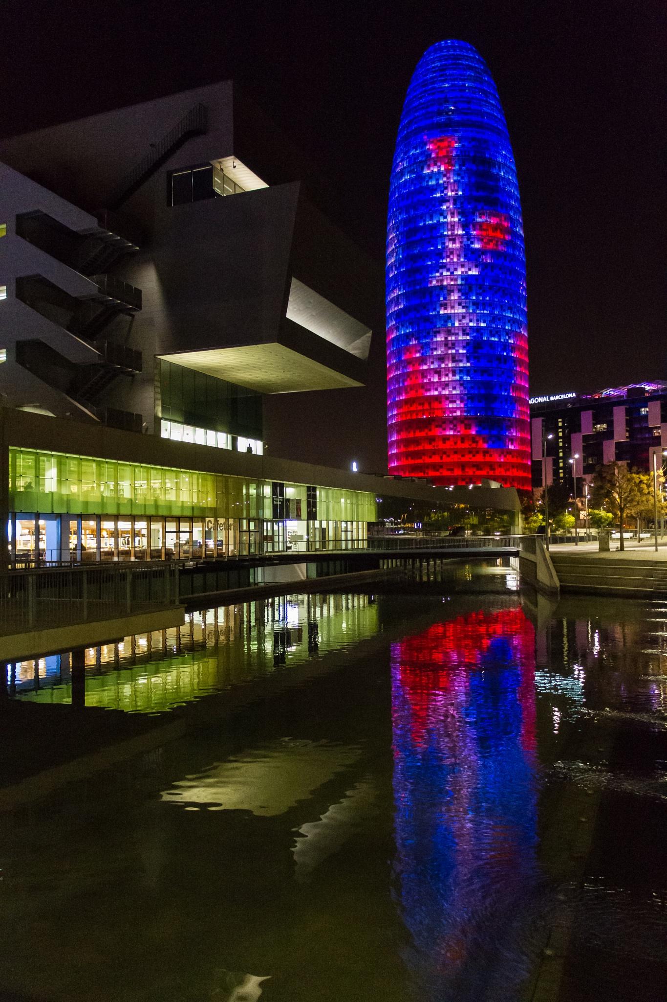 Barcelona by Marco Zouvek