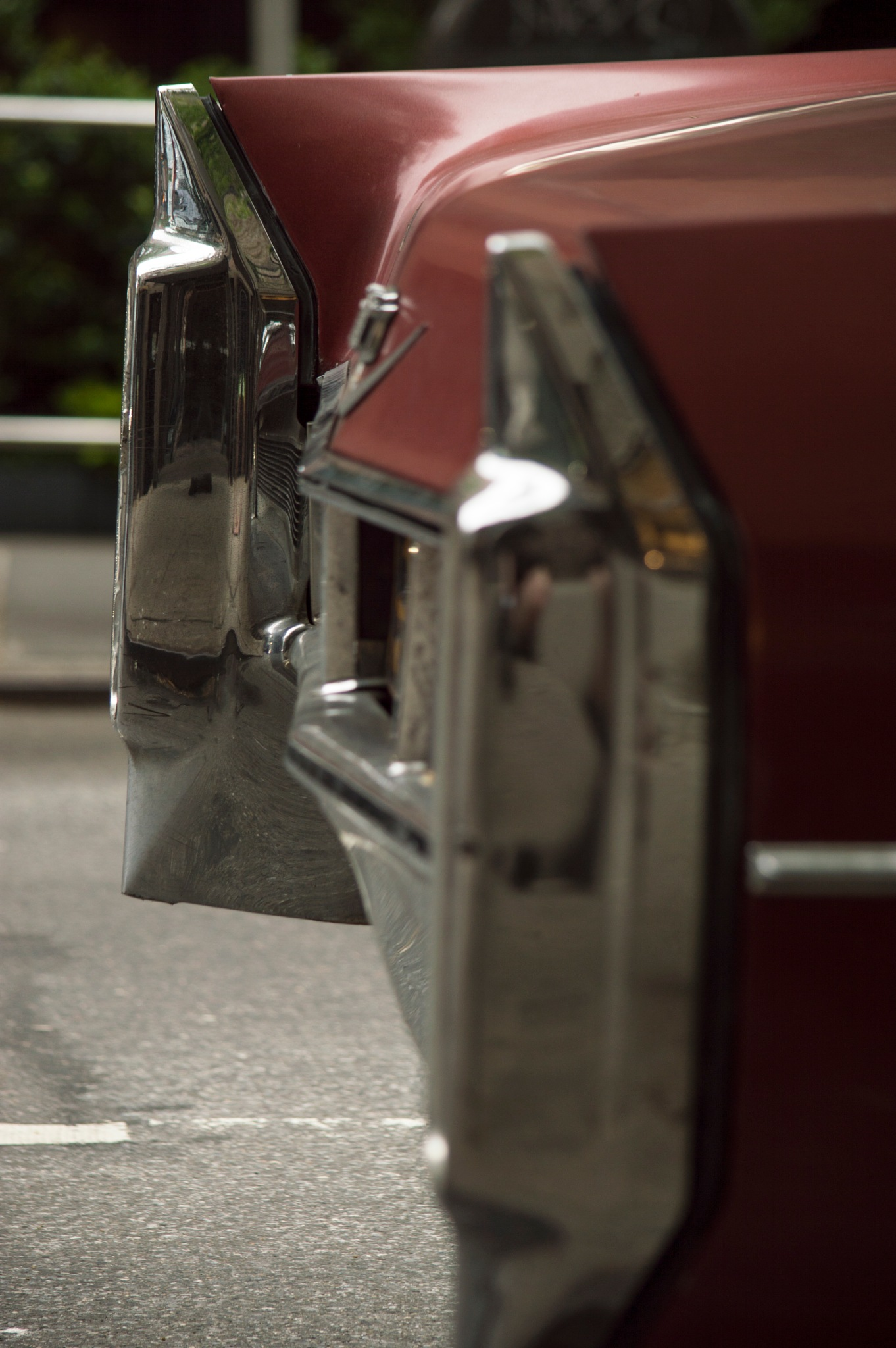 Big Ass Cadillac by Rich Buyer