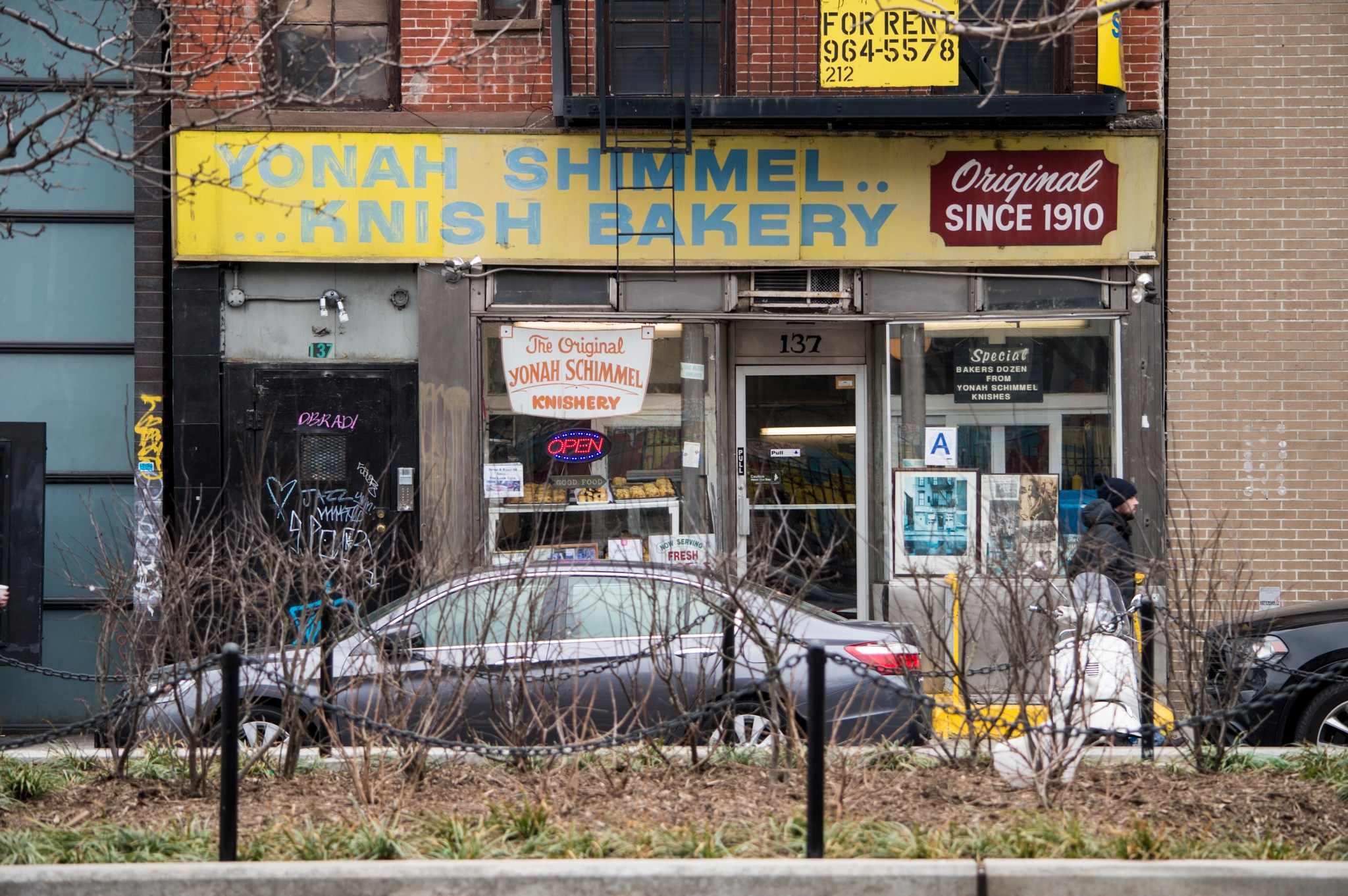 Yonah Shimmel (Schimmel) by Rich Buyer