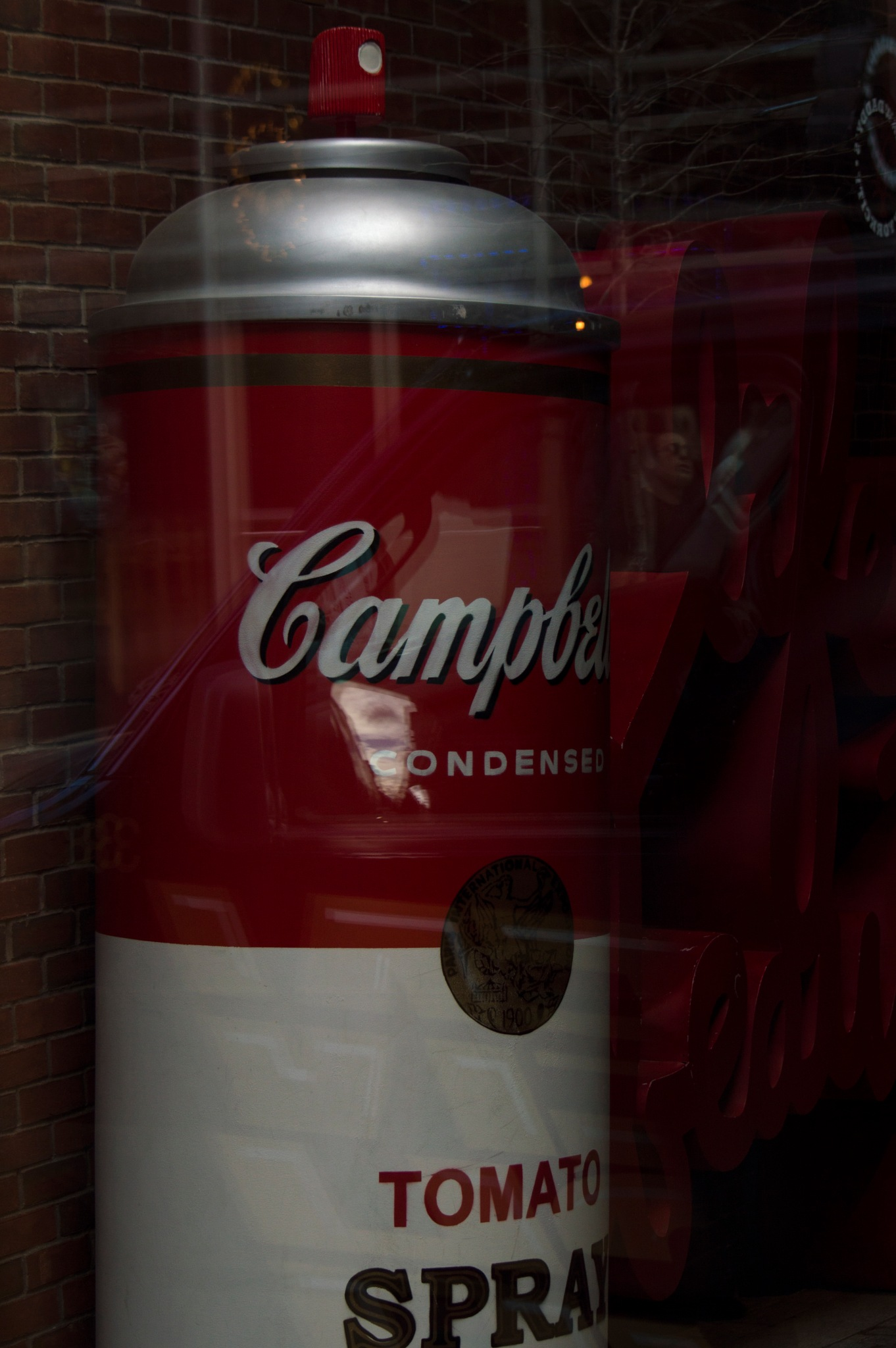 Campbell's Tomato Spray by Rich Buyer