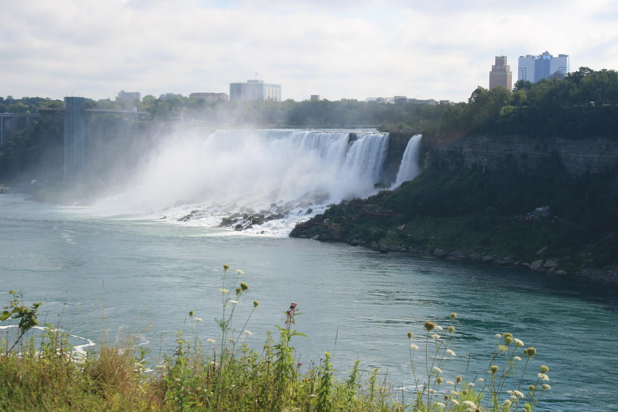 American Falls by Gayle Goedhart