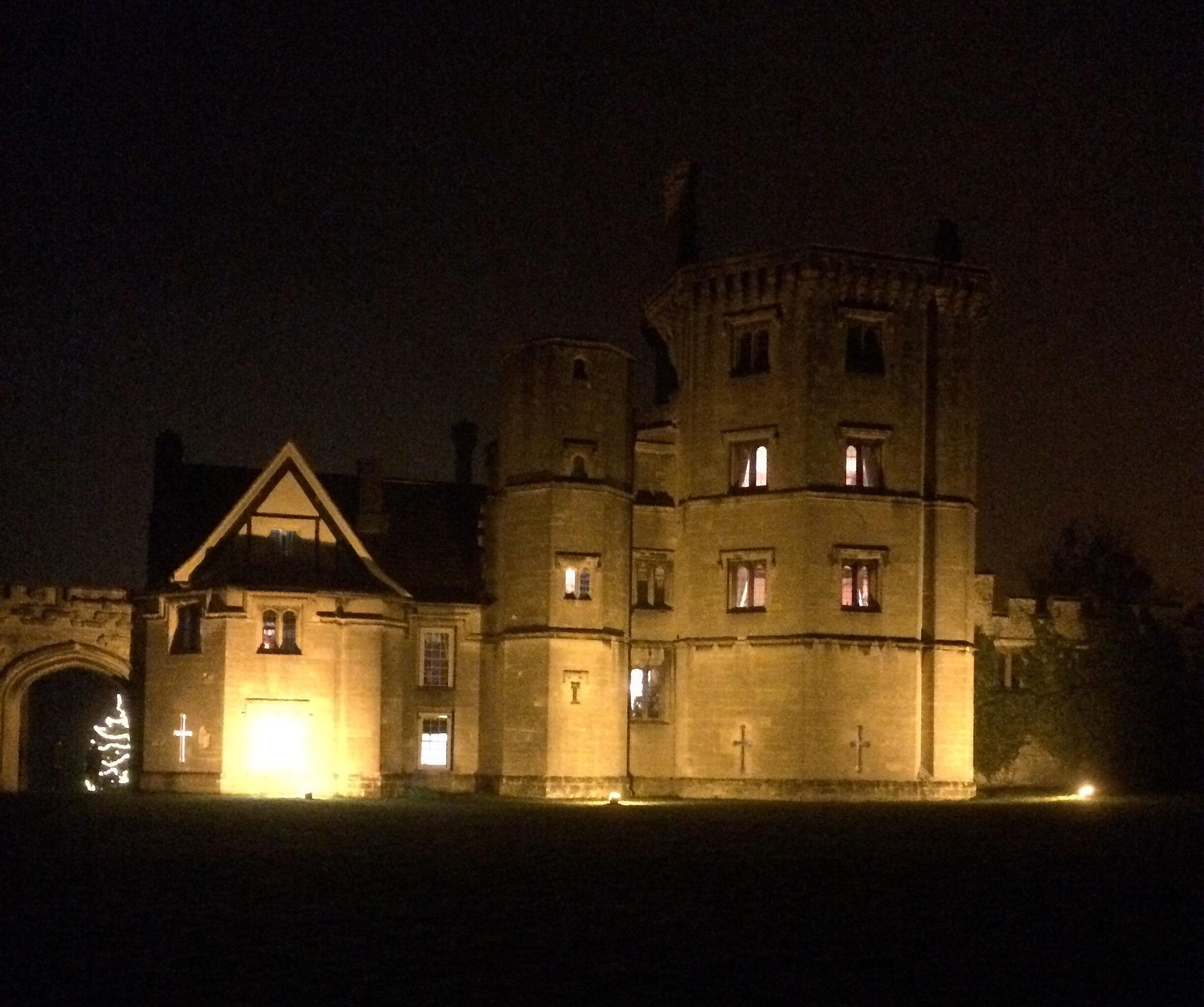 Thornbury Castle by Michele