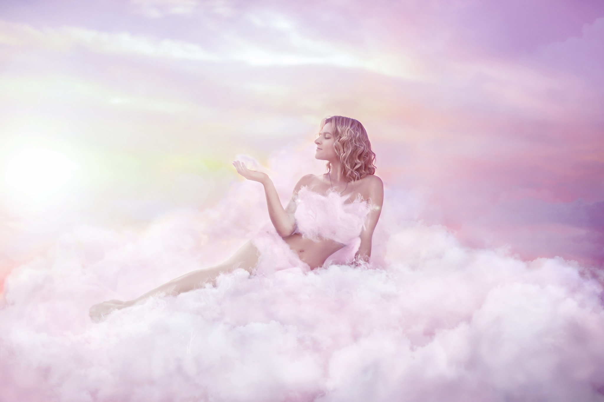 Cloud №9 by Alexey Vladimir