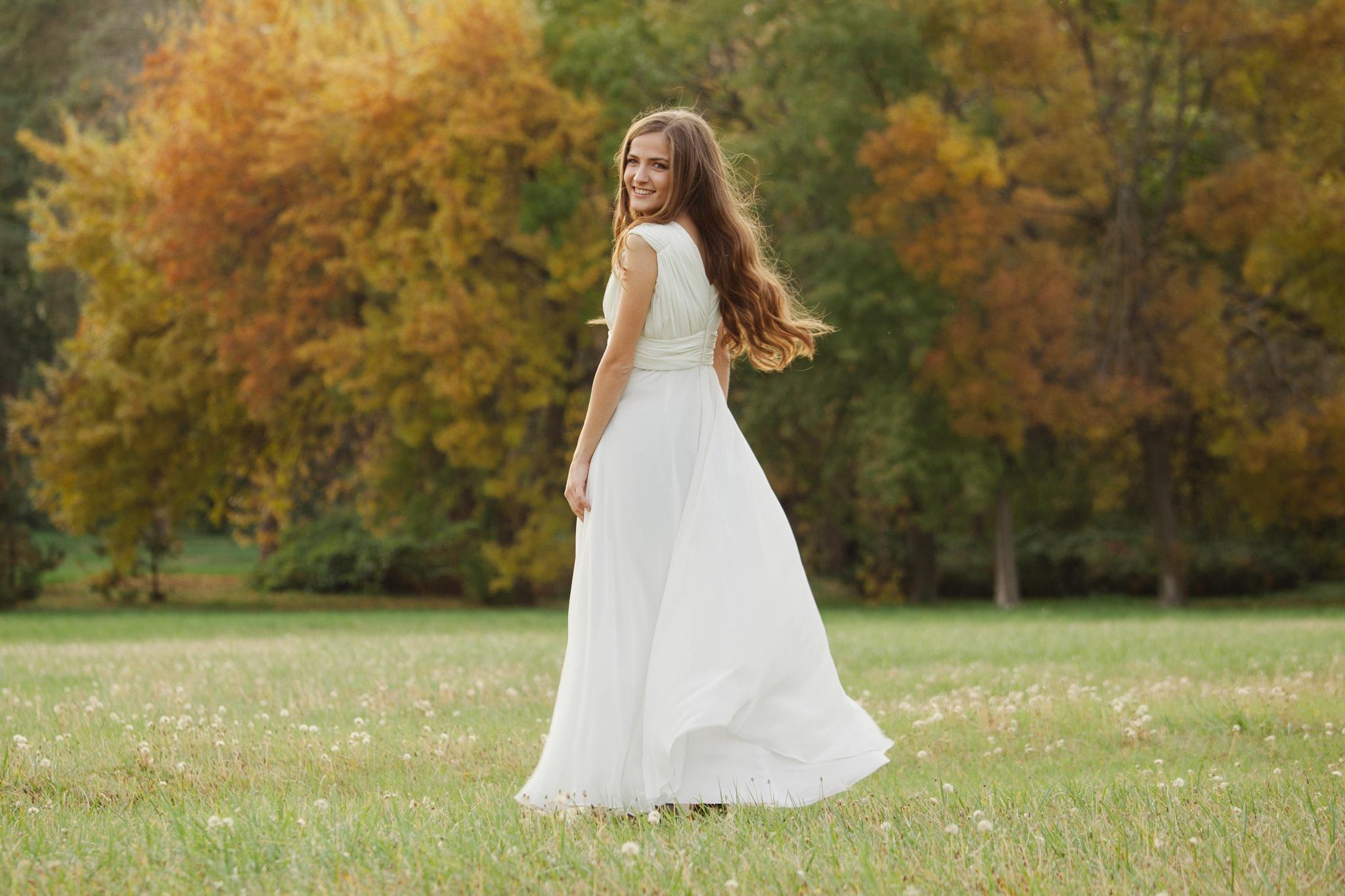 Wedding in forest by Alexey Vladimir